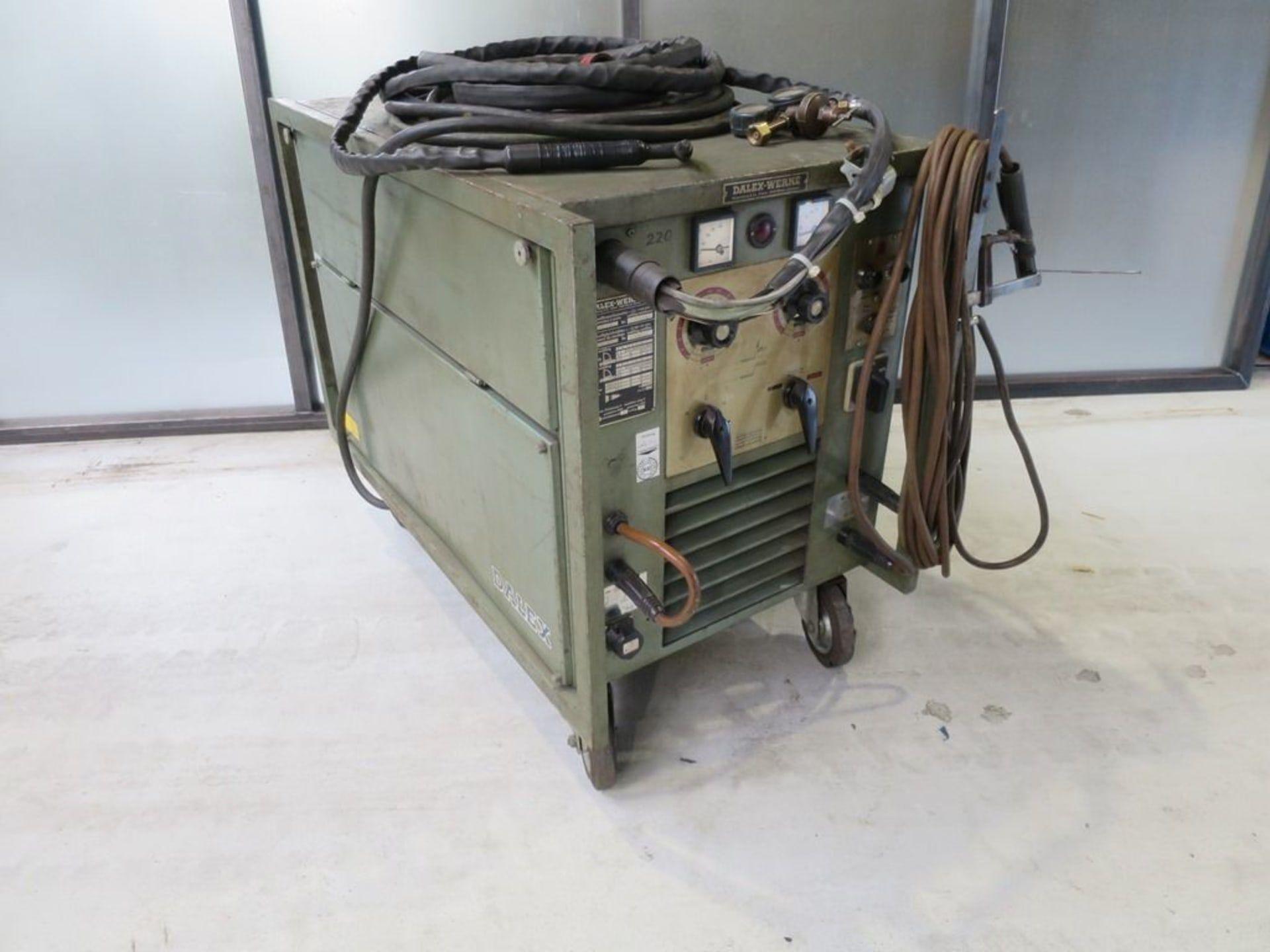 DALEX TGKW 85 Schweißgerät