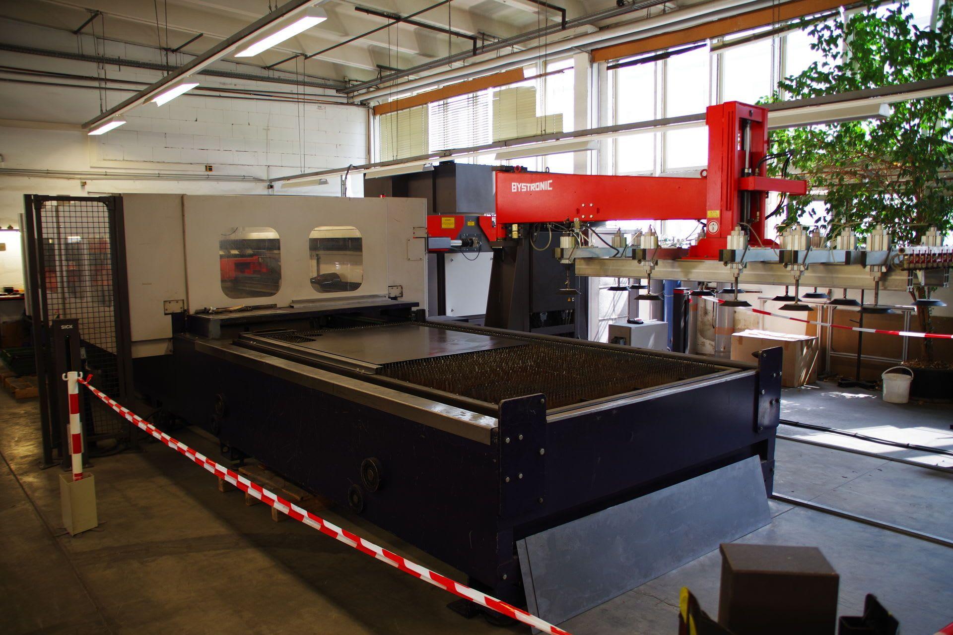 BYSTRONIC BYSPRINT 3015 Laserschneidanlage