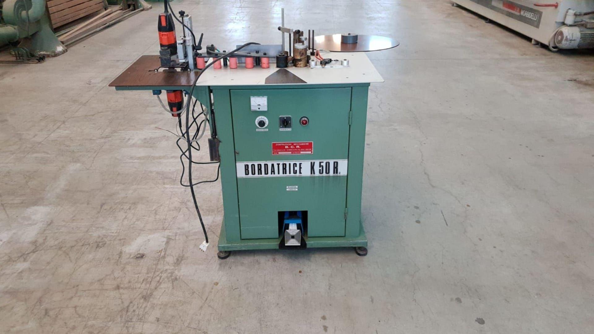 BCR K 50 R Kantenanleimmaschine