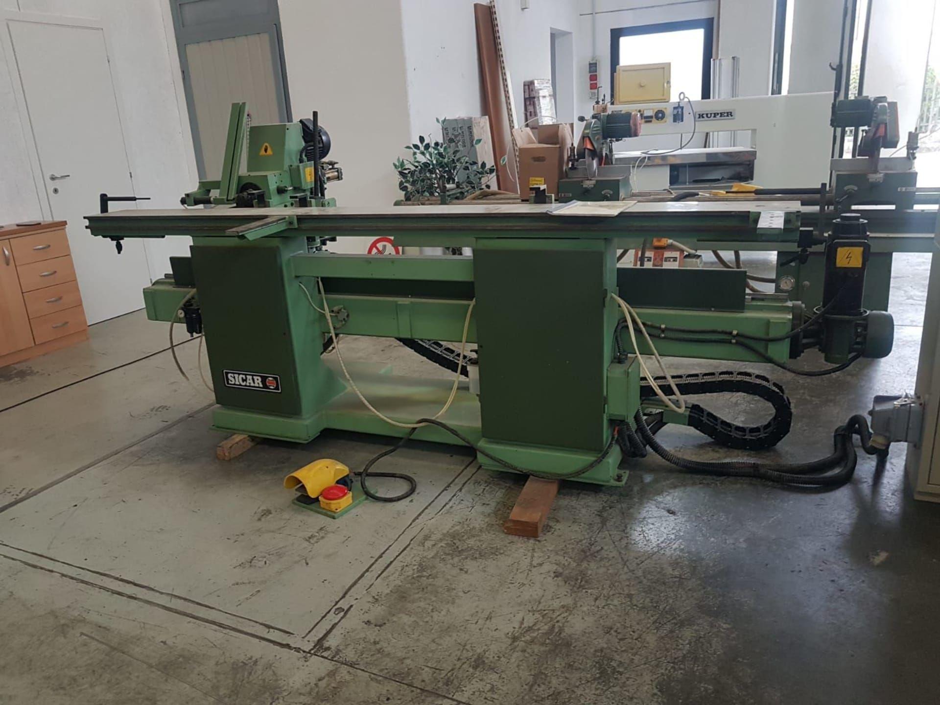 SICAR FAX 3000 / E Dübeleintreibmaschine