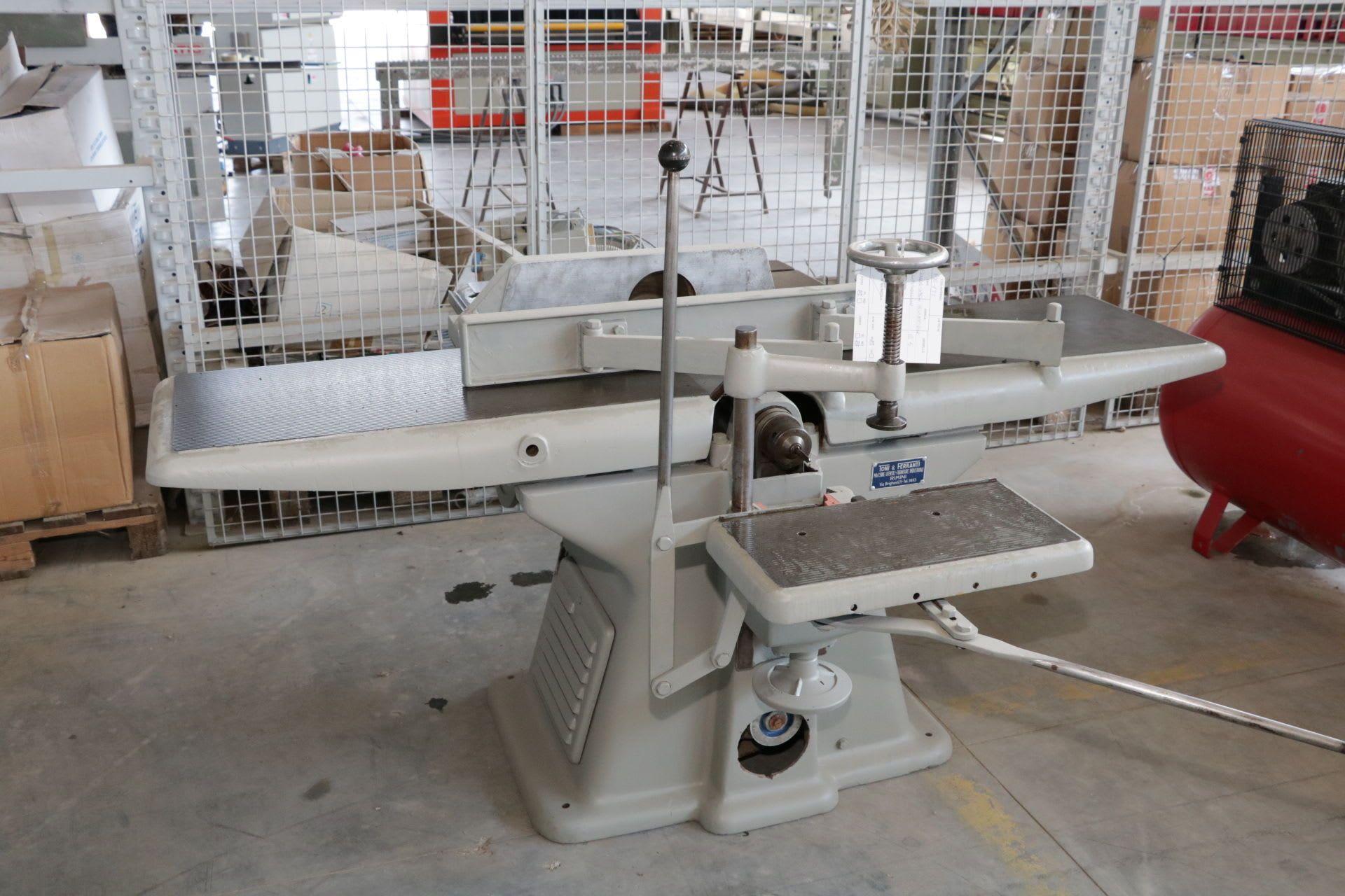 LINVINCIBILE B4 Kombinierter Abrichthobelmaschine/Kreissäge/Langlochbohrmaschine