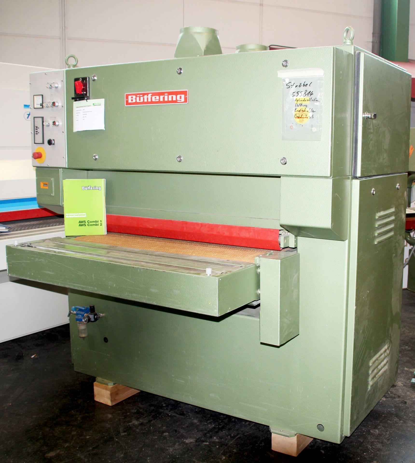 BÜTFERING AWS 1100 Breitbandschleifmaschine
