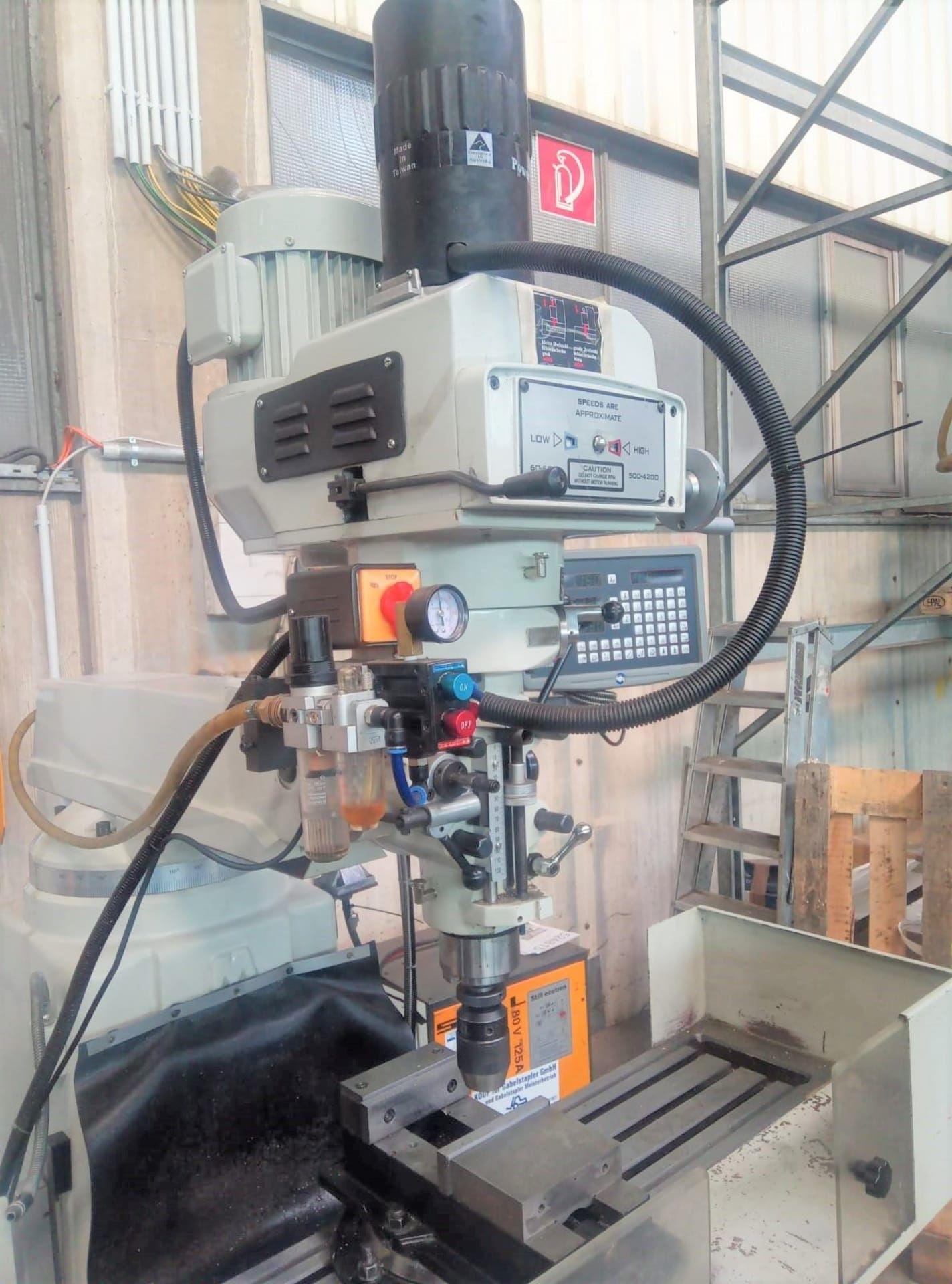 WAGNER / VOWA MFC 1270 Mehrzweckfräsmaschine