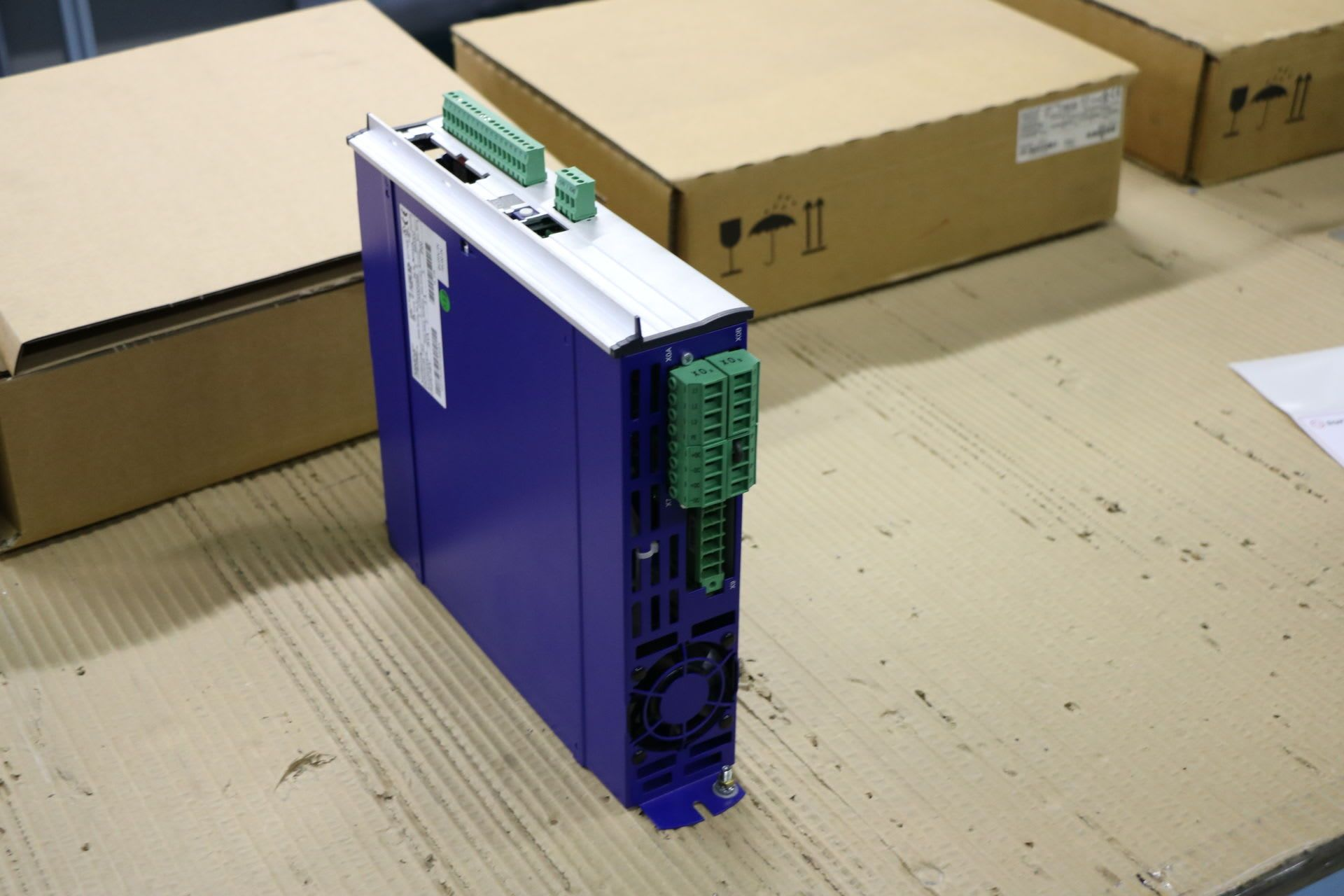 SERVOSTAR 603 Digitaler Servo-Verstärker