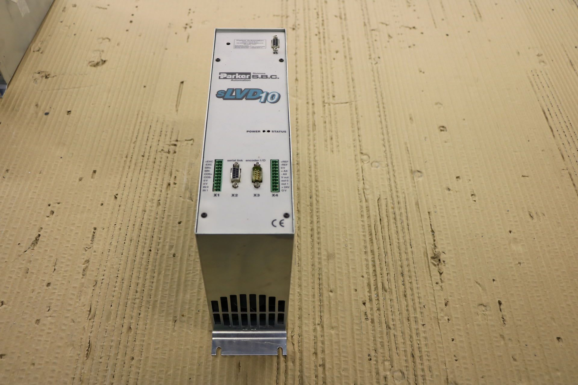SLVD 10 Servo-Antrieb
