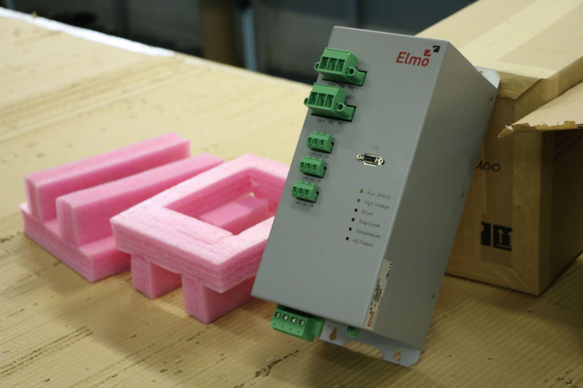 ELMO TAM-100 / 480 VAC Netzteil