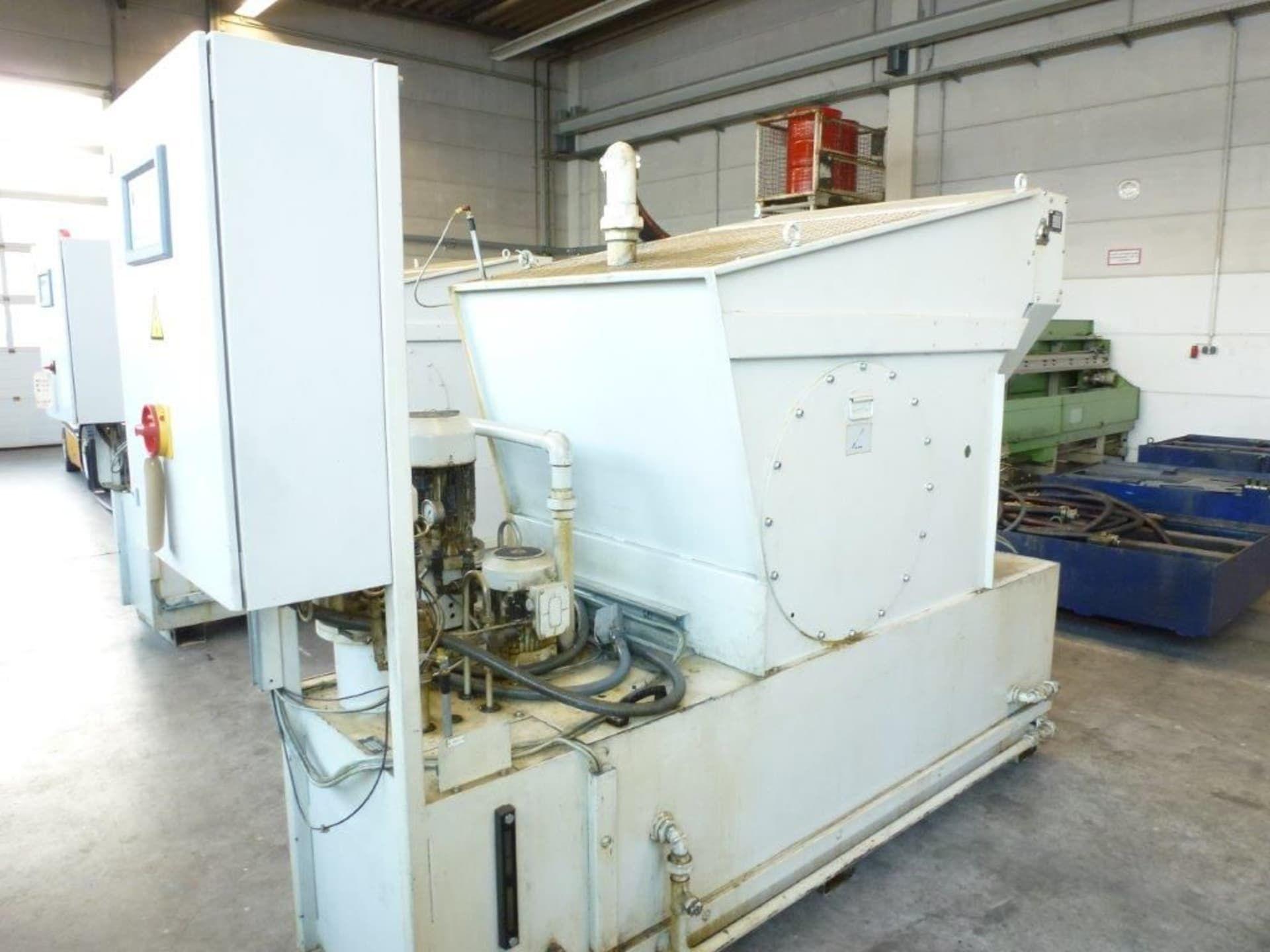 KNOLL VRF 500/1550 Vakuumrotationsfilter / Kühlmittel-Aufbereitung