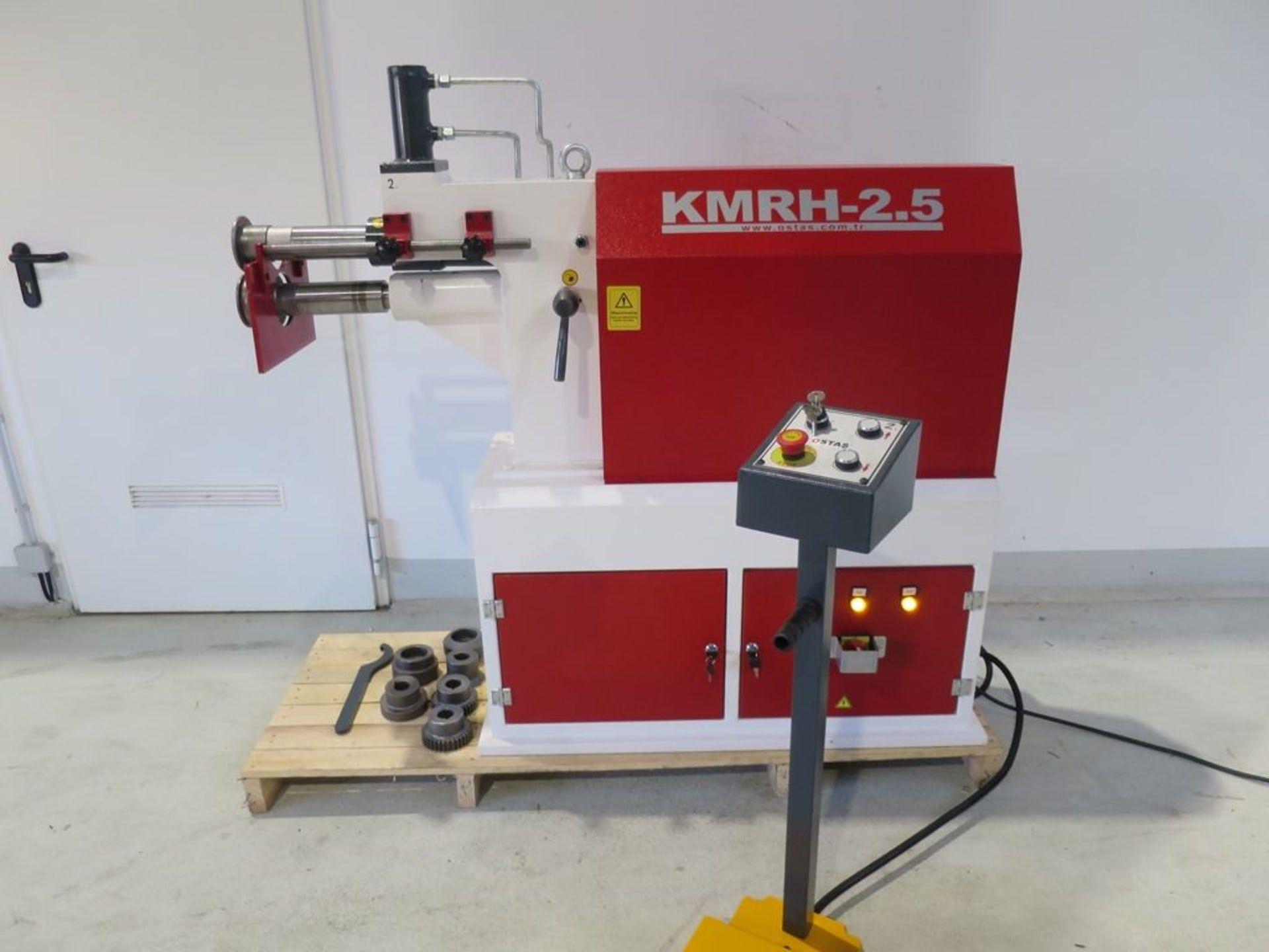 OSTAS KMRP 2,5 Bördelmaschine