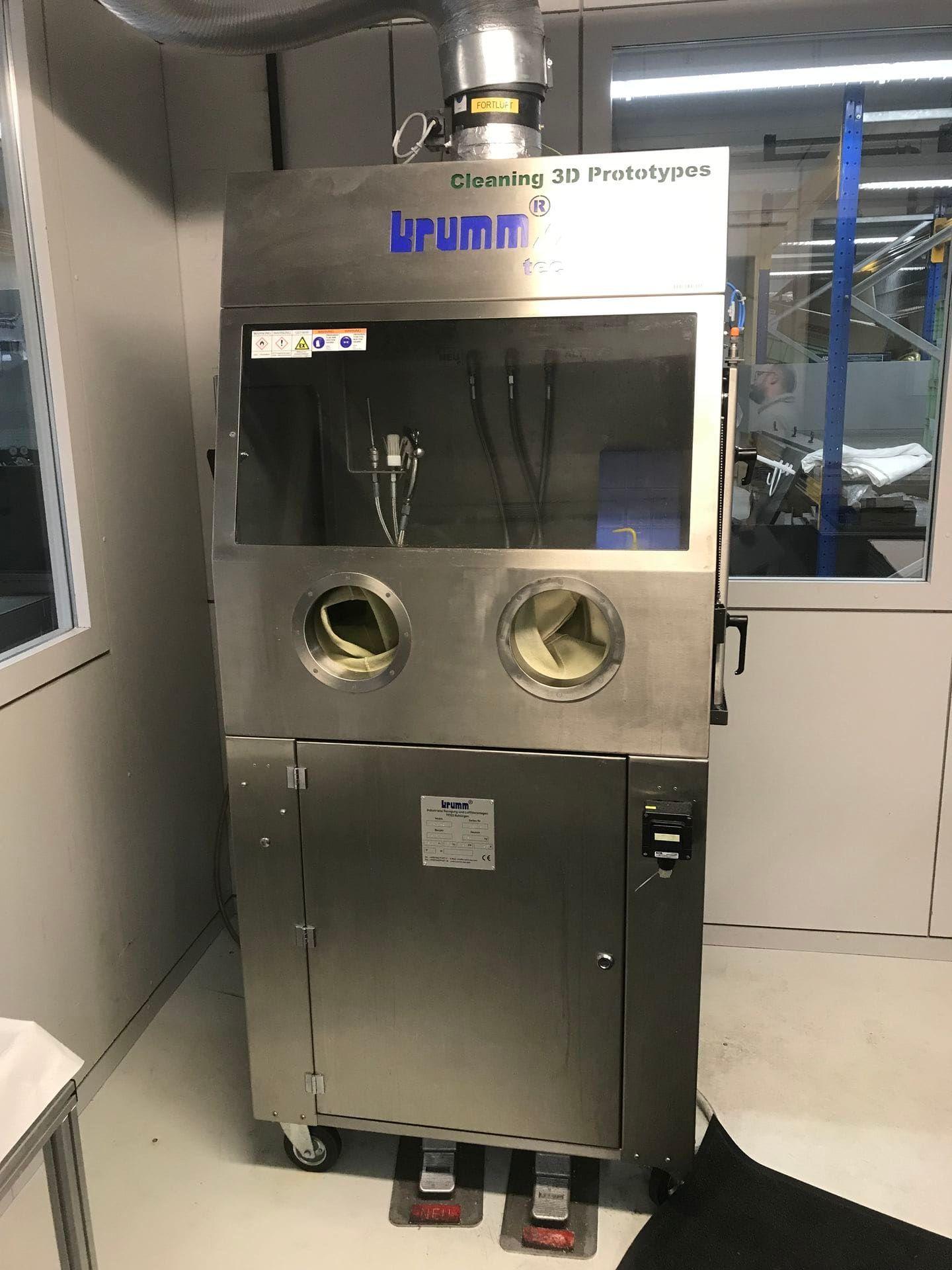 KRUMM RKH 900 VA EX Reinigungsanlage