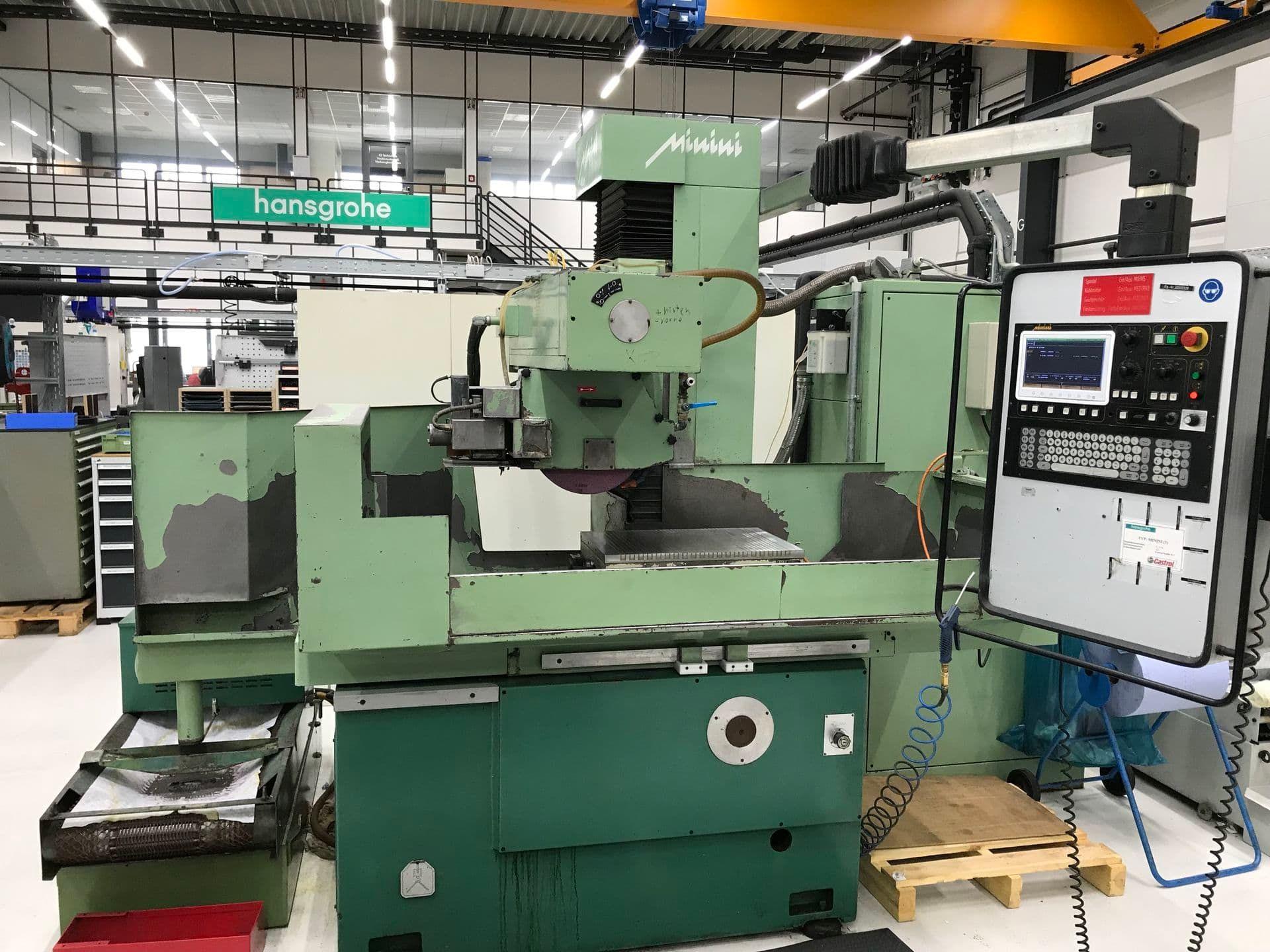 MININI 500 - Flachschleifmaschine 56 CNC-Z