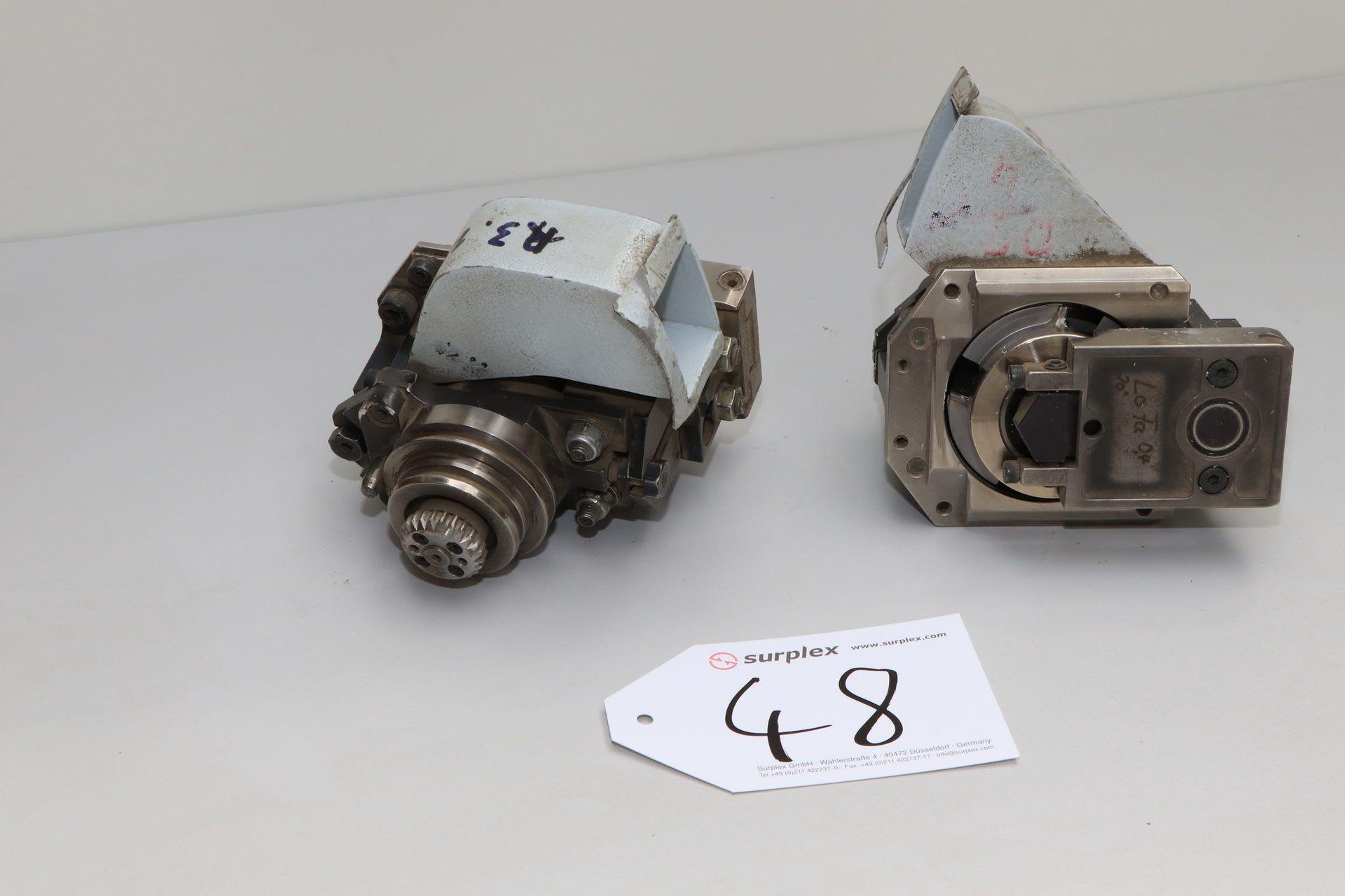 HOMAG 1 Werkzeugpaar für FK 13