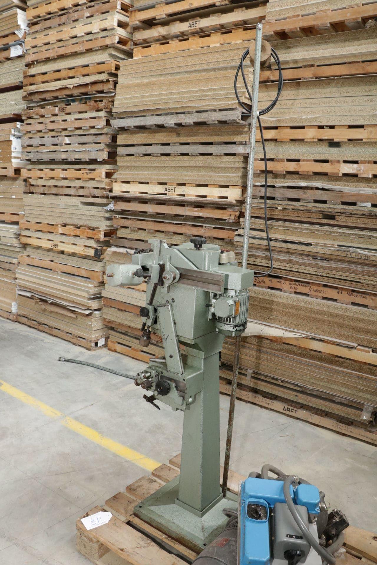 550 CS Schleifmaschine