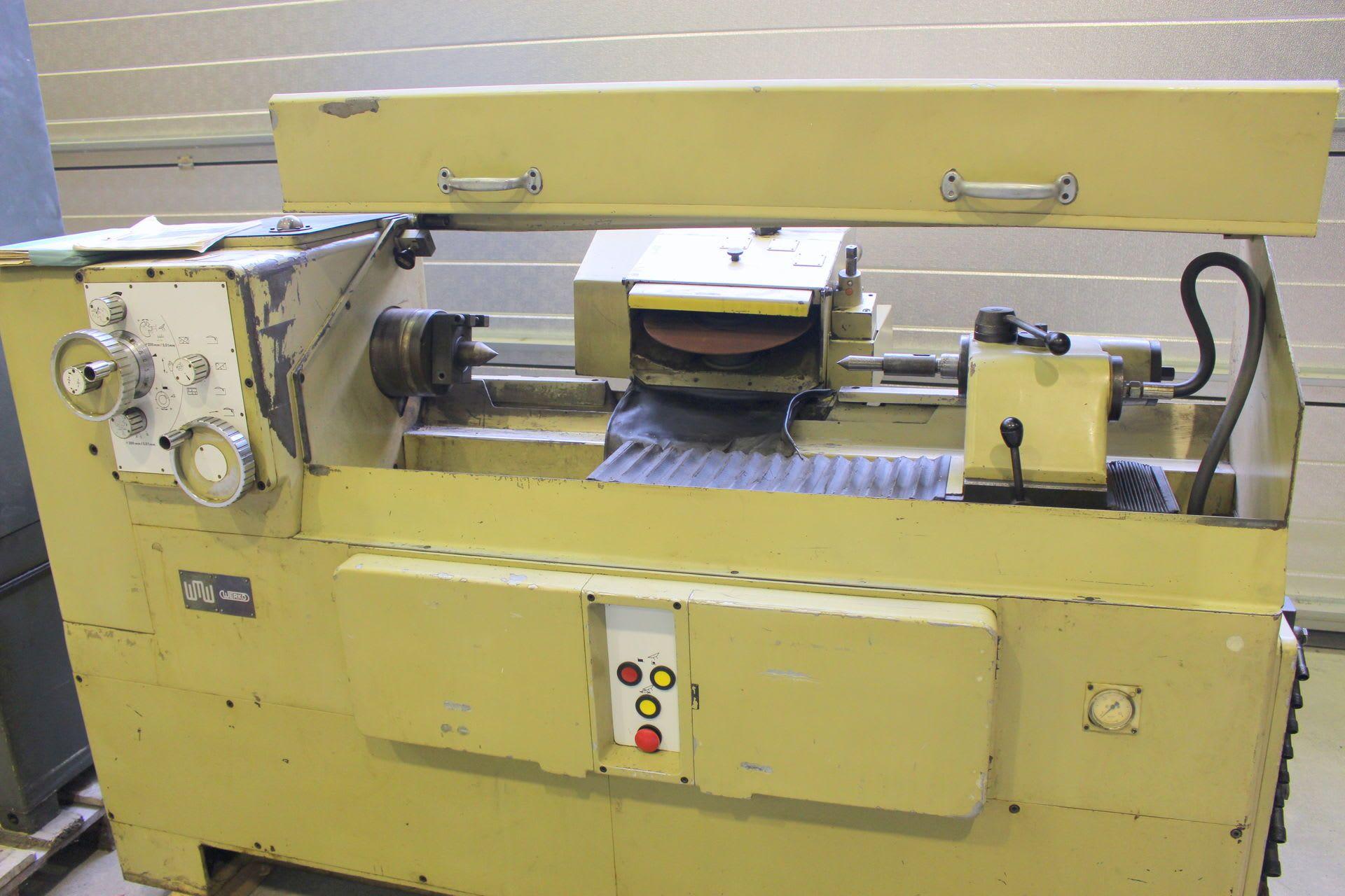 WMW WERKÖ SWFW 250 Wälzfräserschleifmaschine