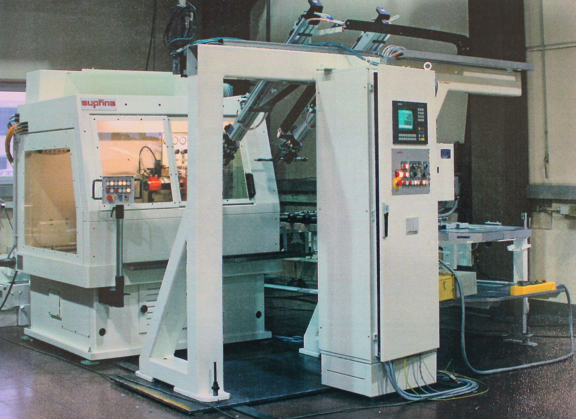 SUPFINA 455.8 Superfinishmaschine