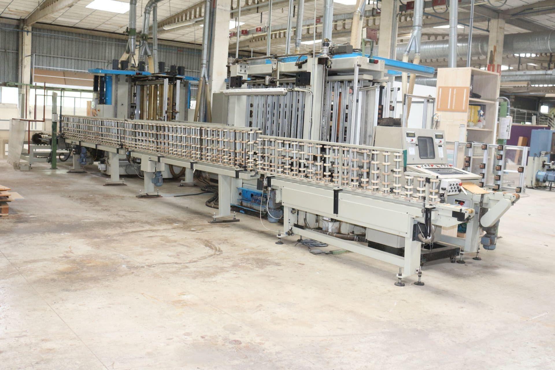 BREMA GLR XL CNC-Vertikal-Bearbeitungszentrum