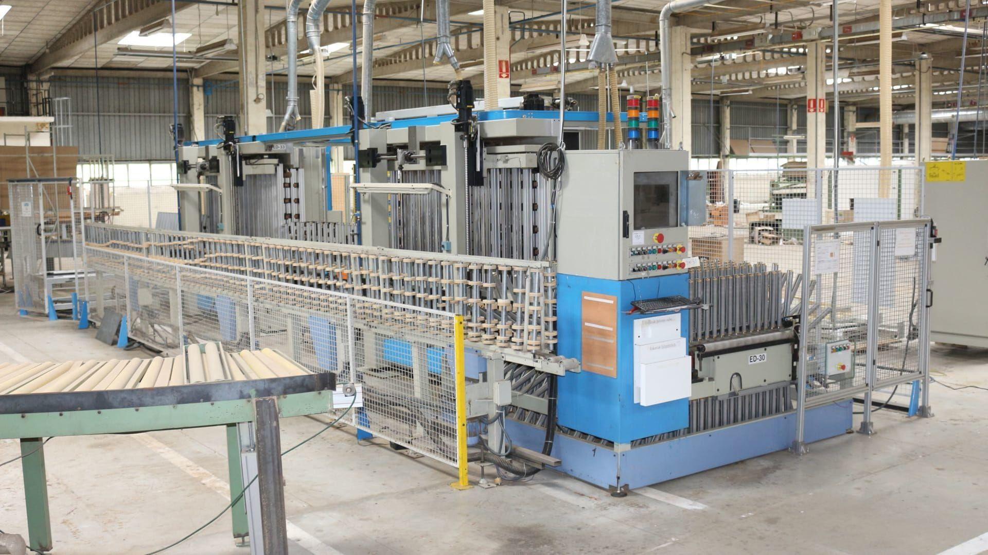 BREMA GLR XL VEKTOR 25 11 CNC-Vertikal-Bearbeitungszentrum