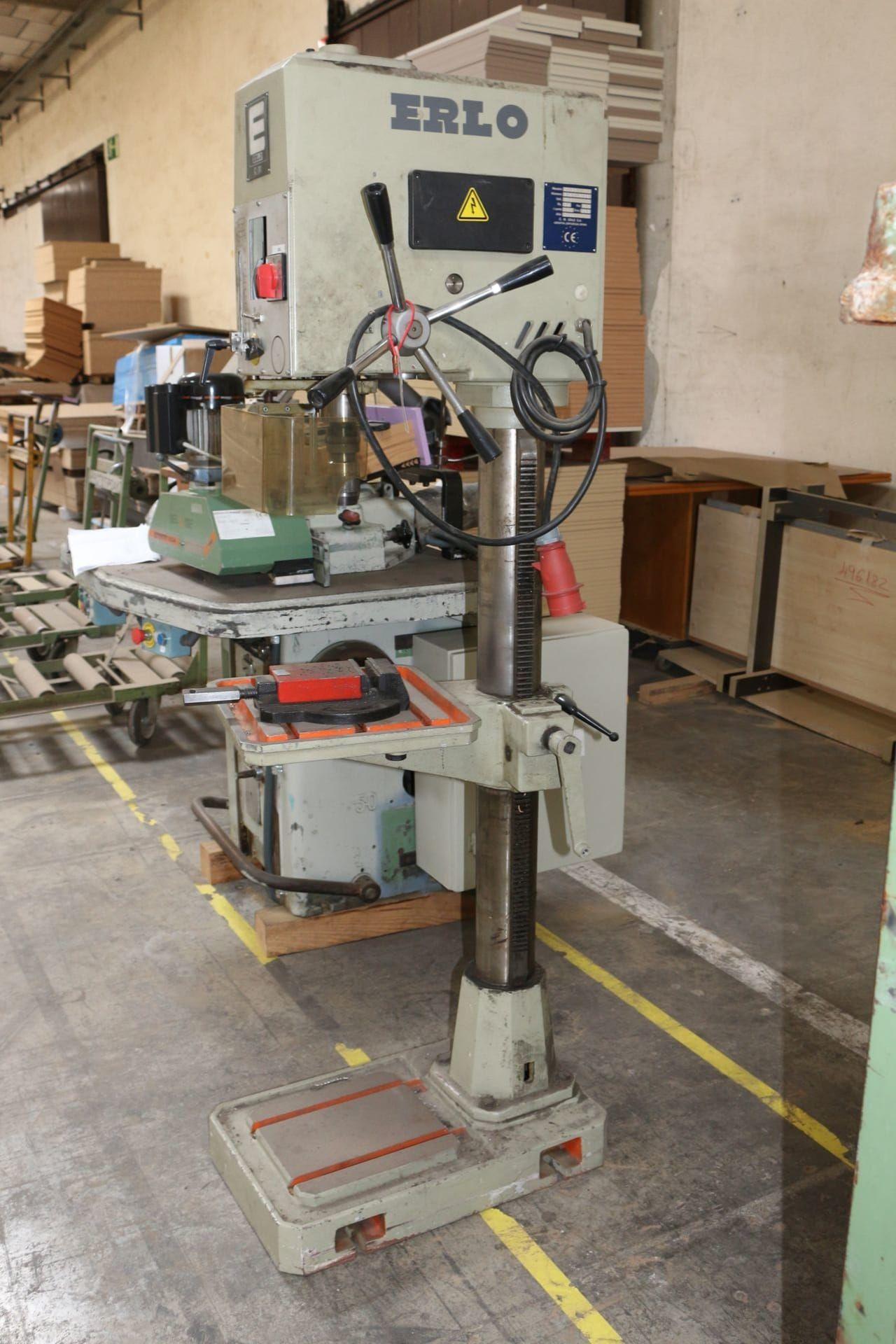 ERLO C 30 Säulenbohrmaschine