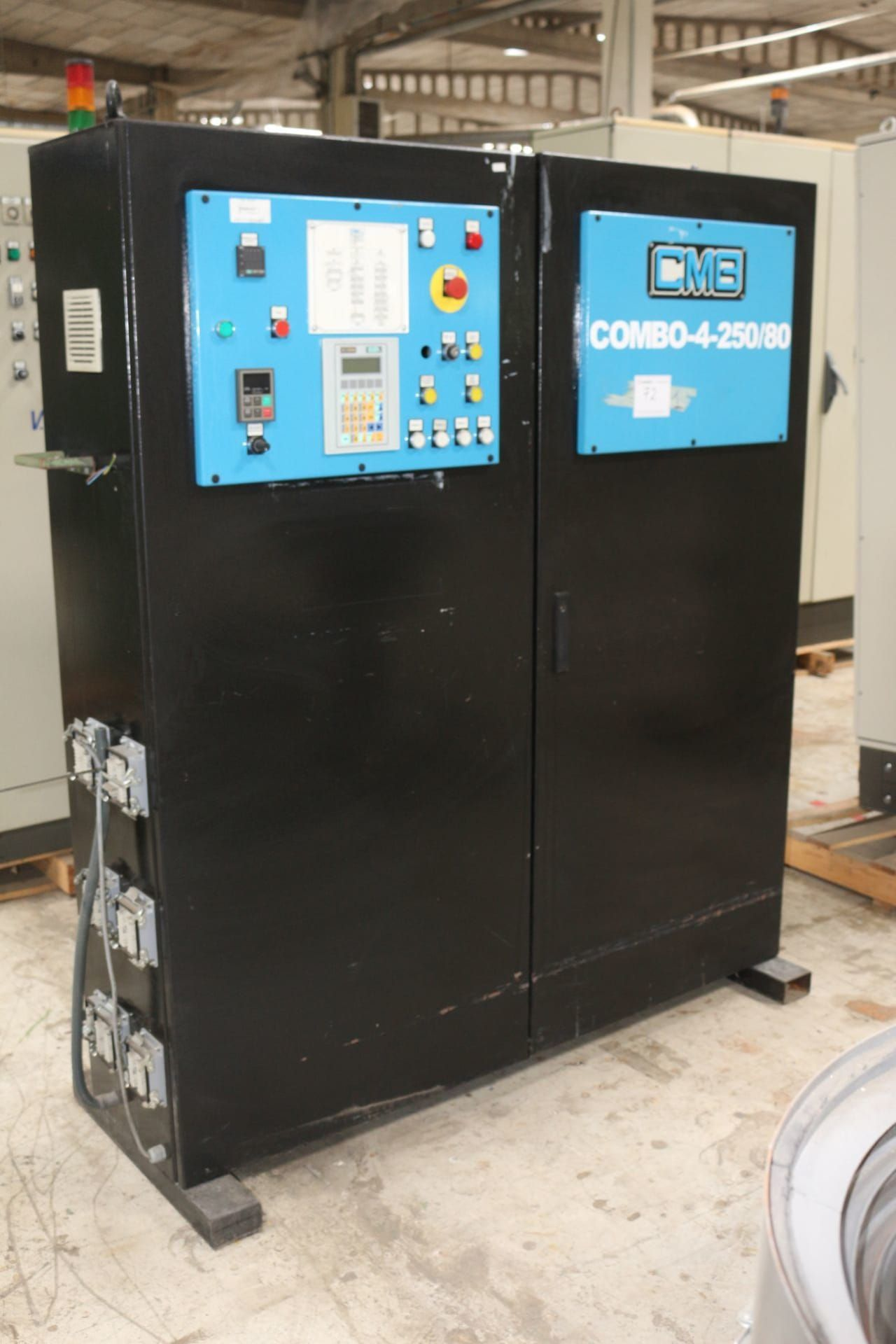 CMB Elektro Schaltschrank