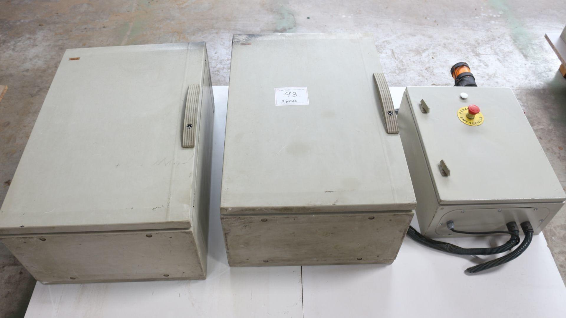 Posten elektrische Schaltschränke