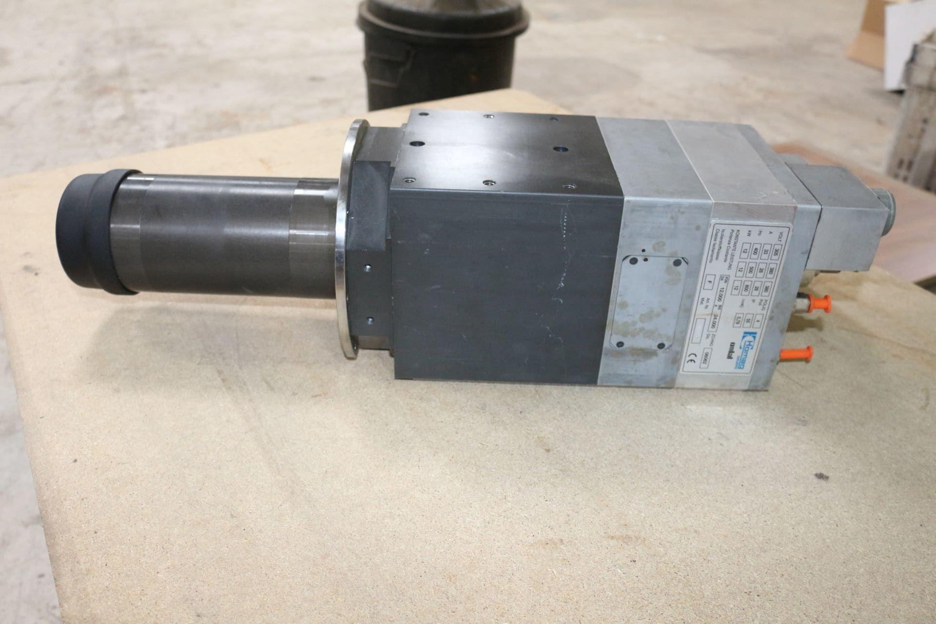 OMLAT 06062 HOMAG HSK F63 Elektrospindel