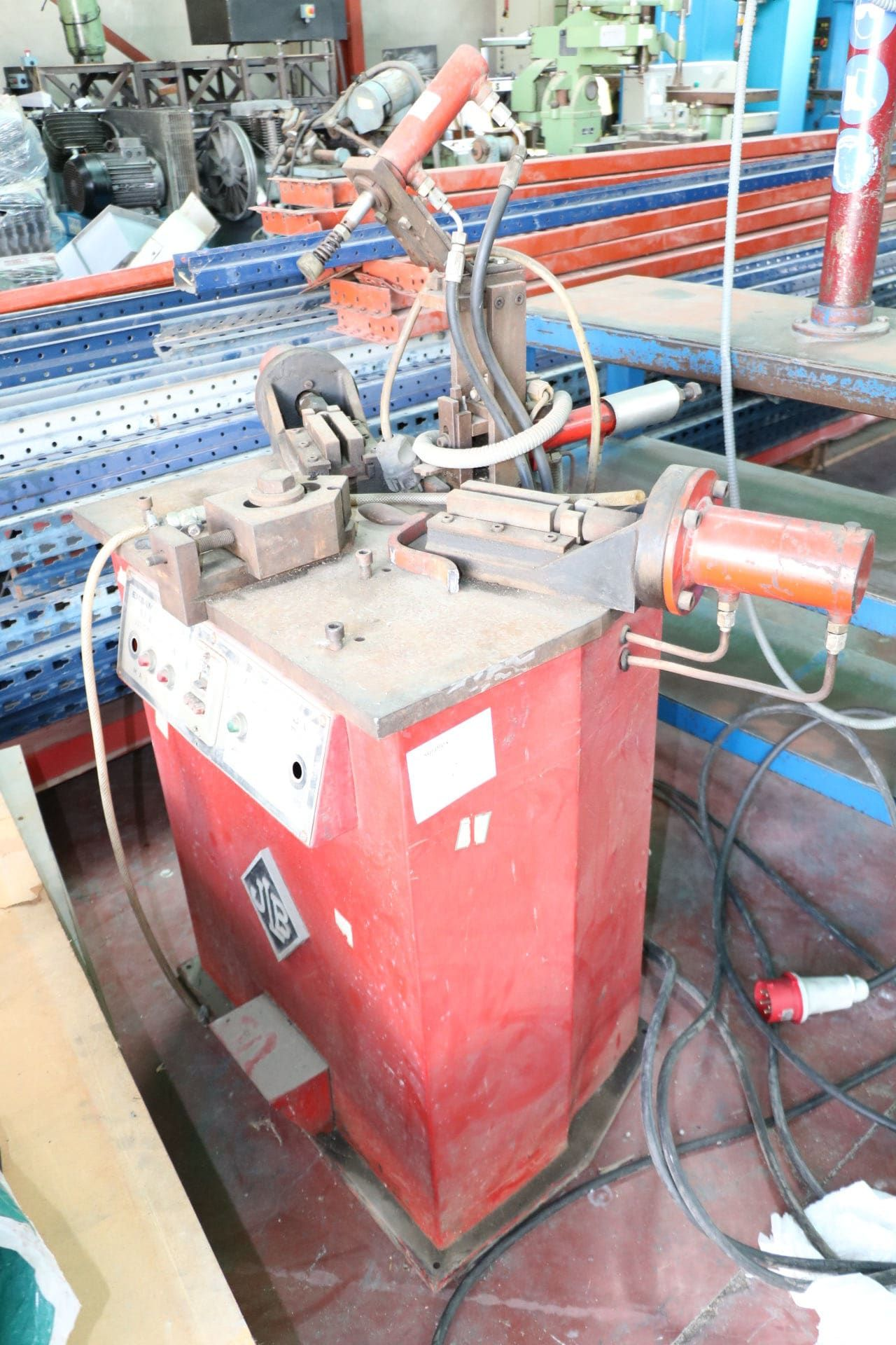 JLB 2500 AUTOMATICA Elektrohydraulischer Montagebetrieb