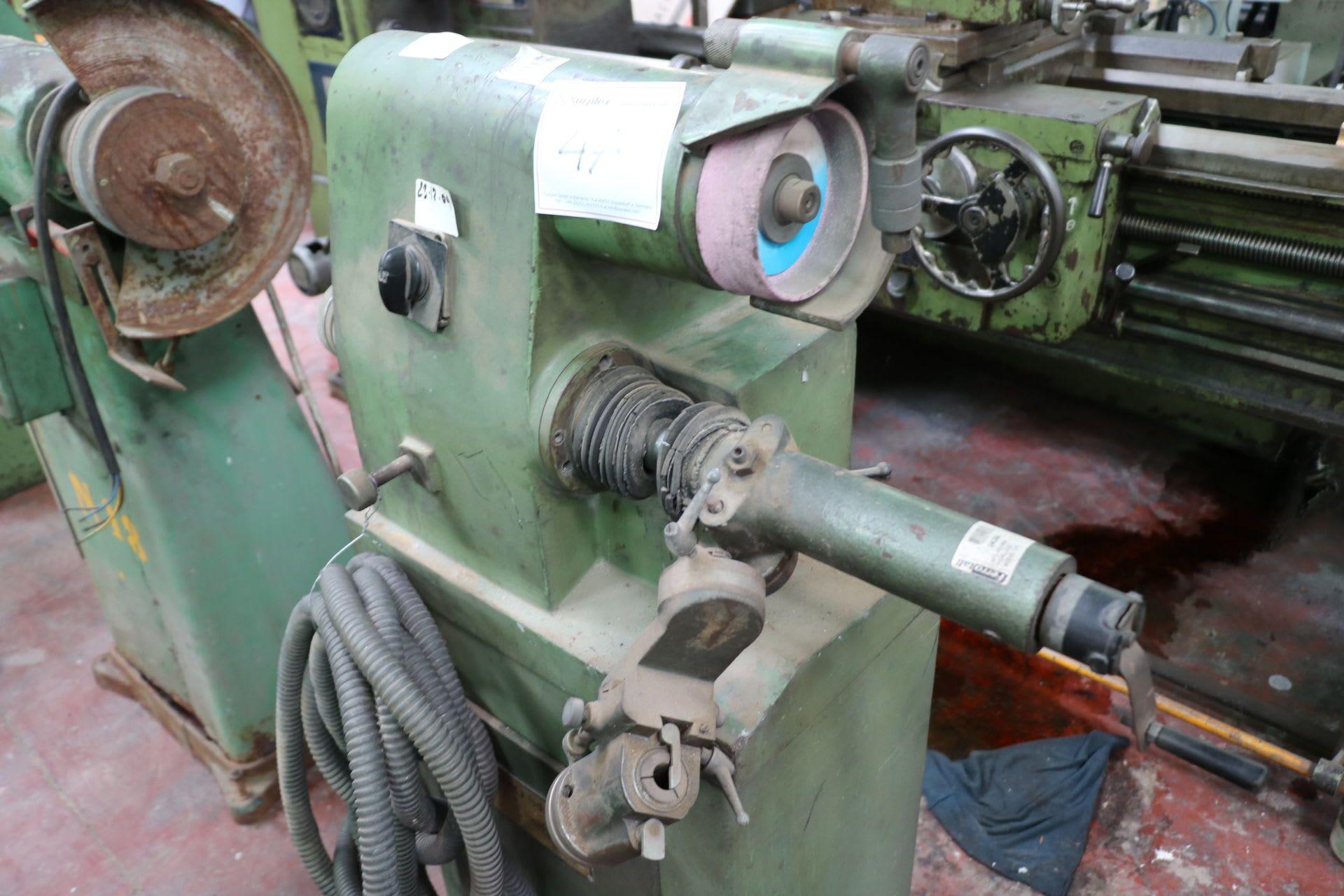 HERLUCE C Stechbeitelschärfmaschine