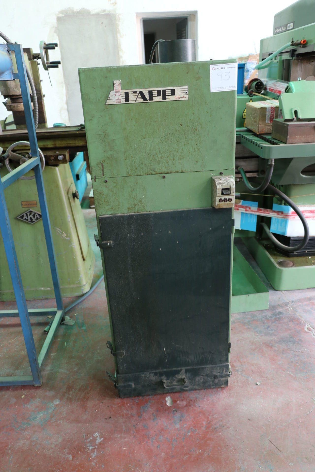FAPP AE 12 E Filtro de absaug