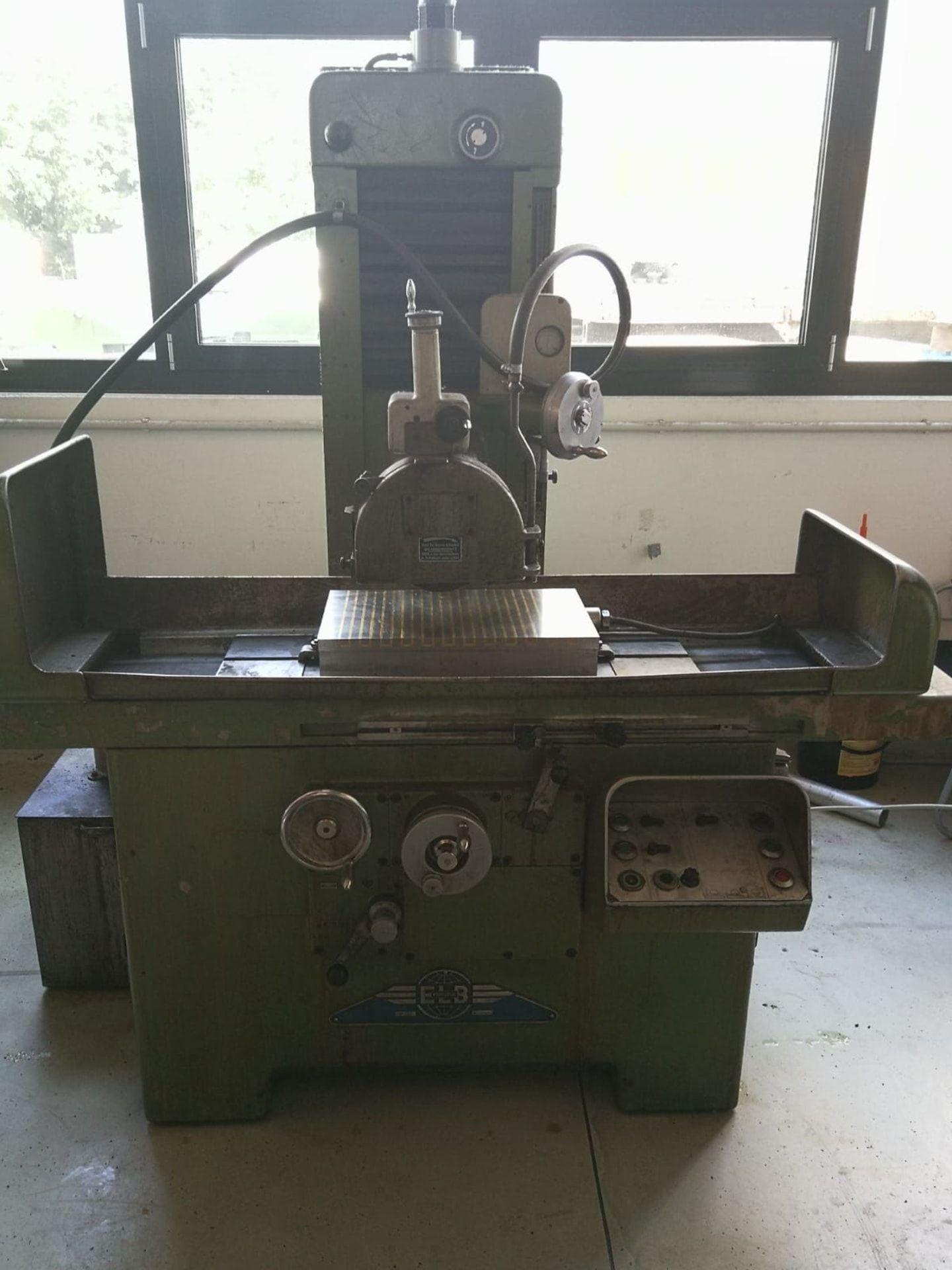 ELB SW 5 V 41 Flachschleifmaschine - DEFEKT