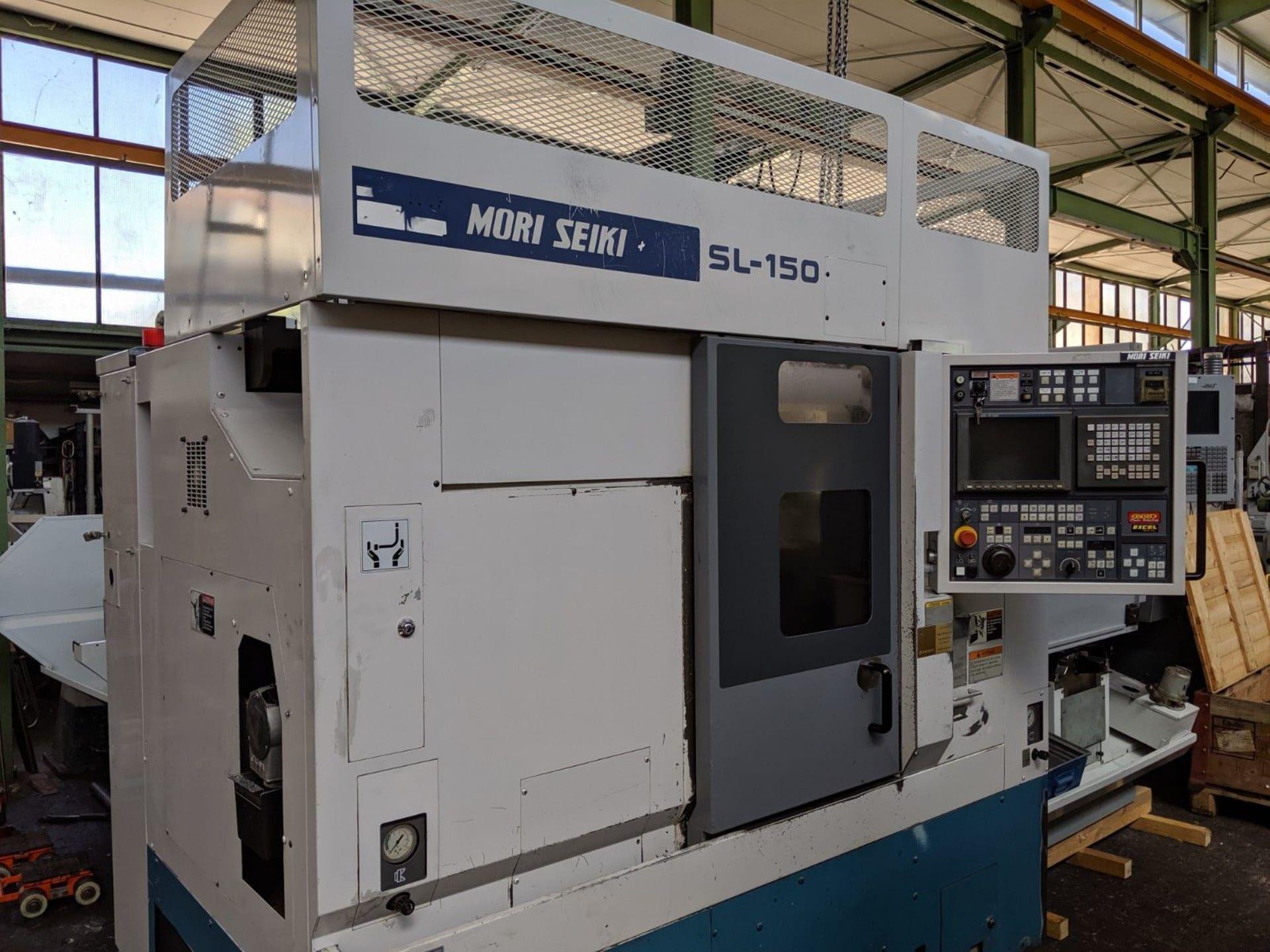 MORNA SEIKI SL-150 MC Drehmaschine CNC