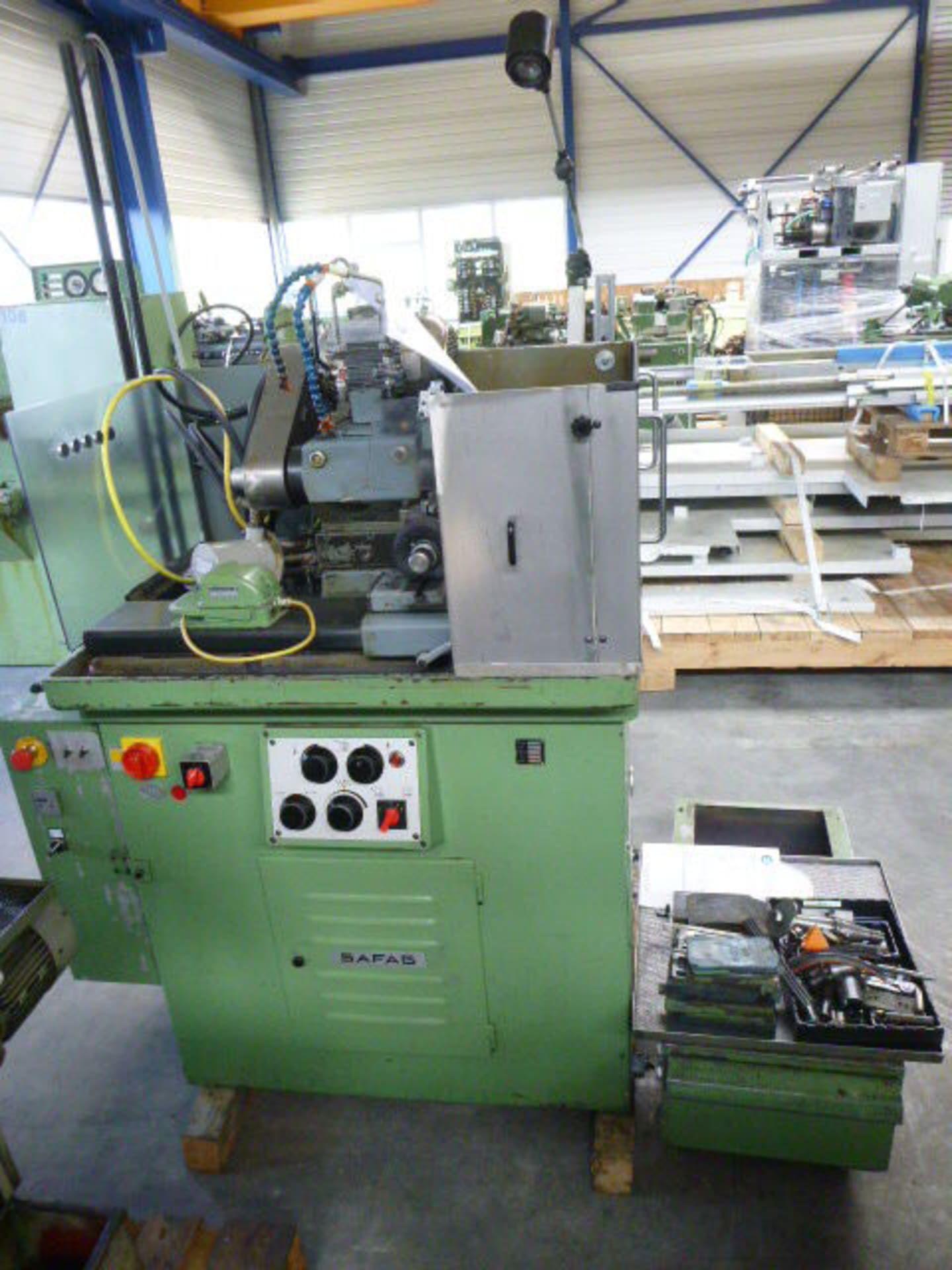 SAFAG 3127 TF Schleifmaschine