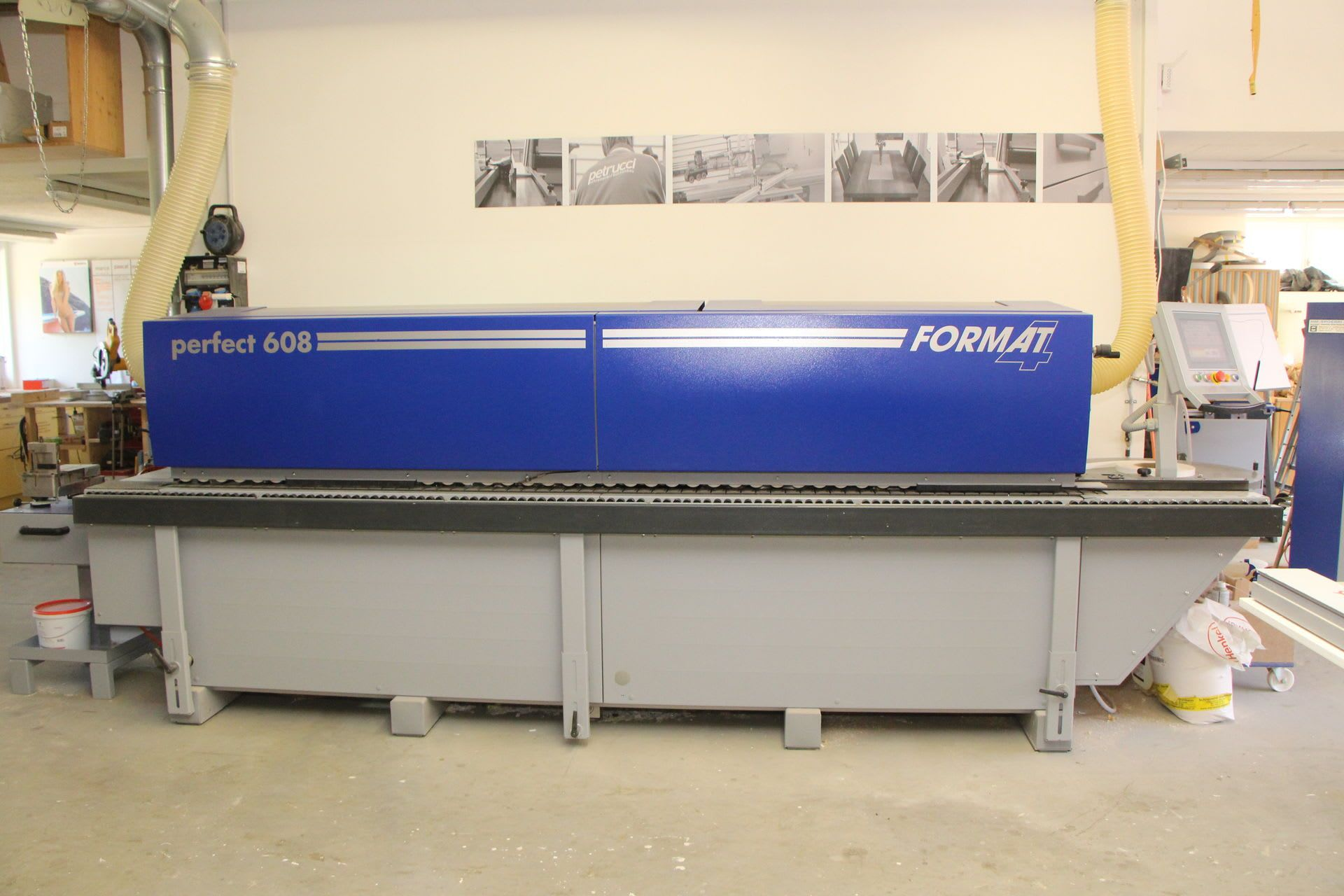 FORMATO 4 Perfect 608 X Motion Kantenanleimmaschine