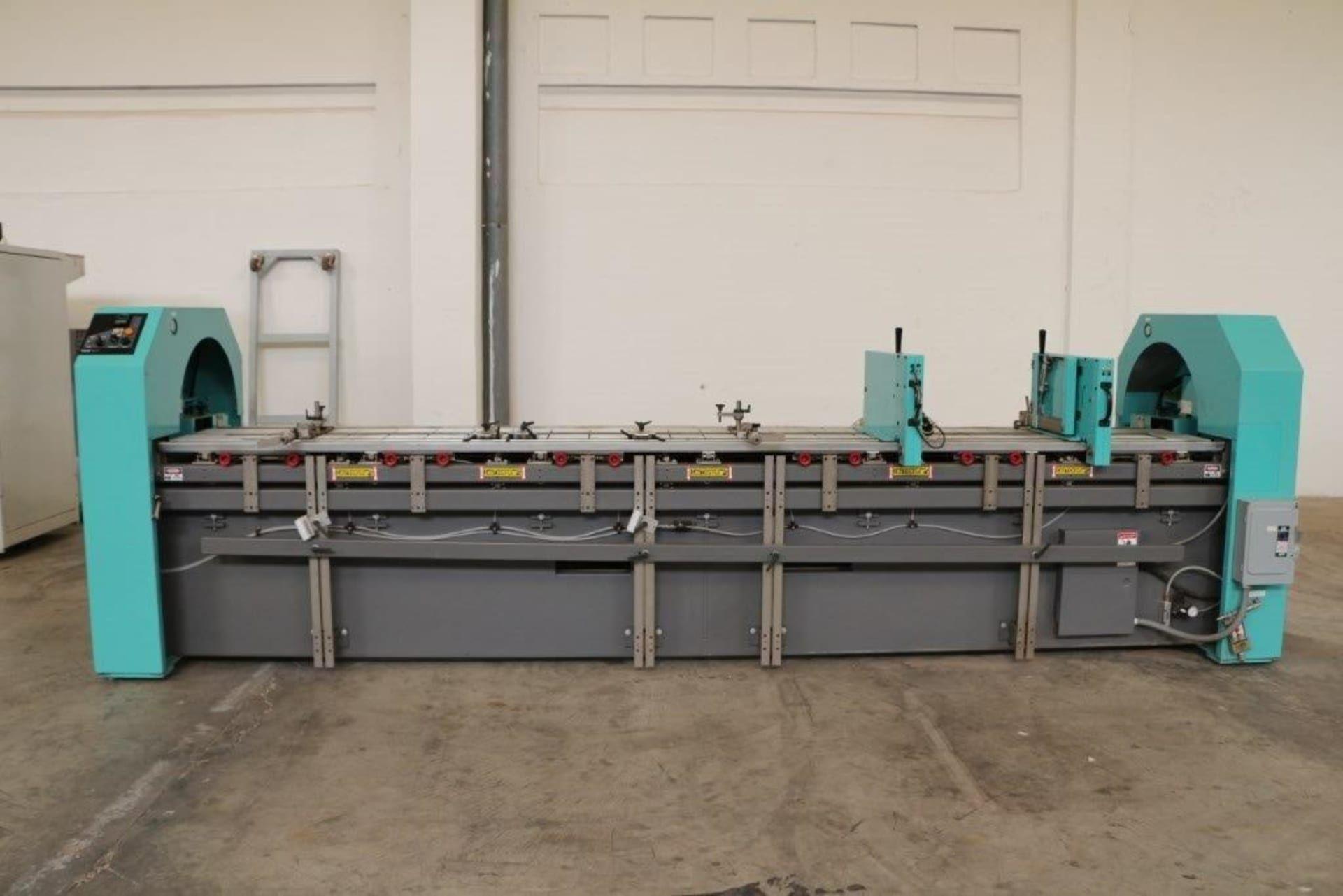 EDGETECH PF150 Postforming Maschine