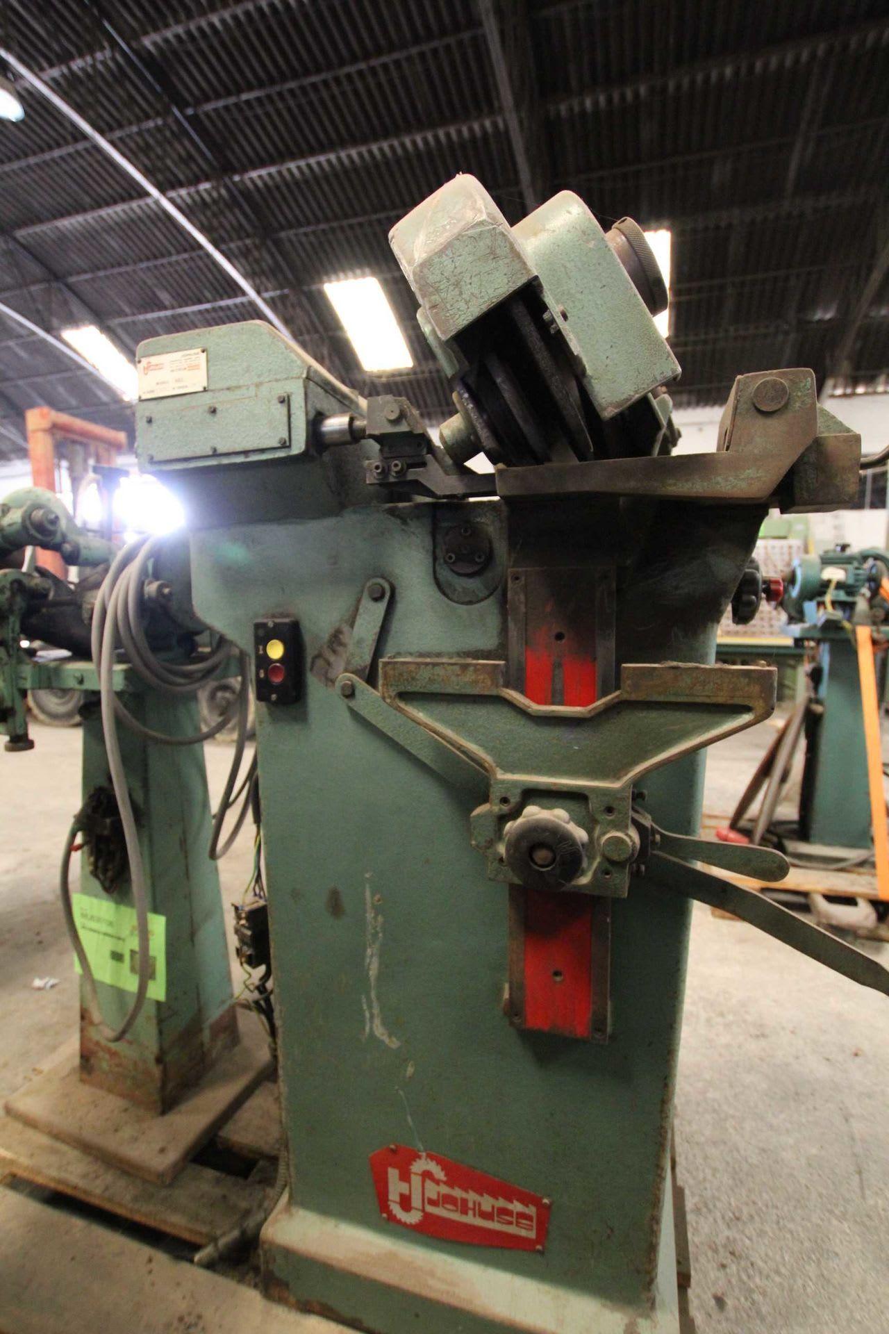 JOHUSE ABEY Schärfmaschine für Bandsägen