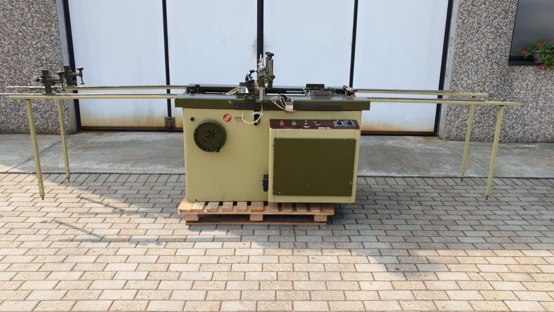 MASTERWOOD EPM 90 Langlochbohrmaschine für Rolladen