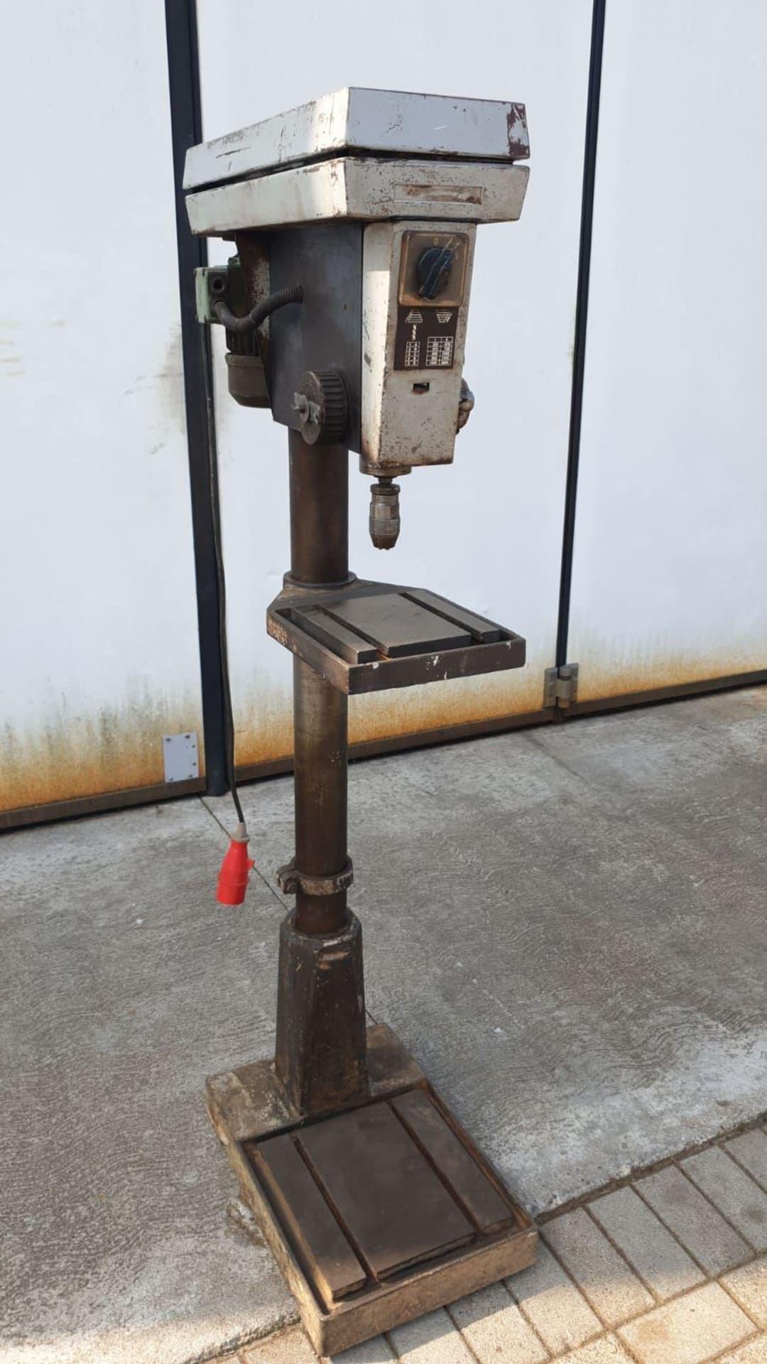 AUDAX Ständerbohrmaschine