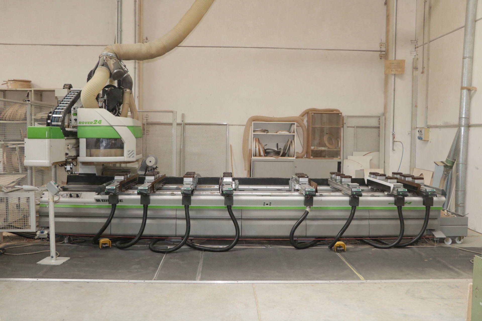 BIESSE ROVER 24L CNC-Bearbeitungszentrum (EDGE)