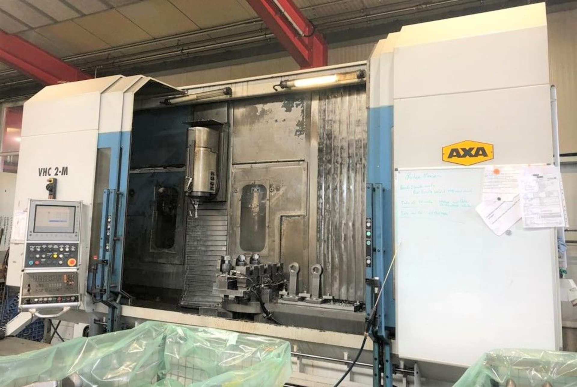 AXA VHC 2 - 1760 M 5 Fahrständerfräsmaschine