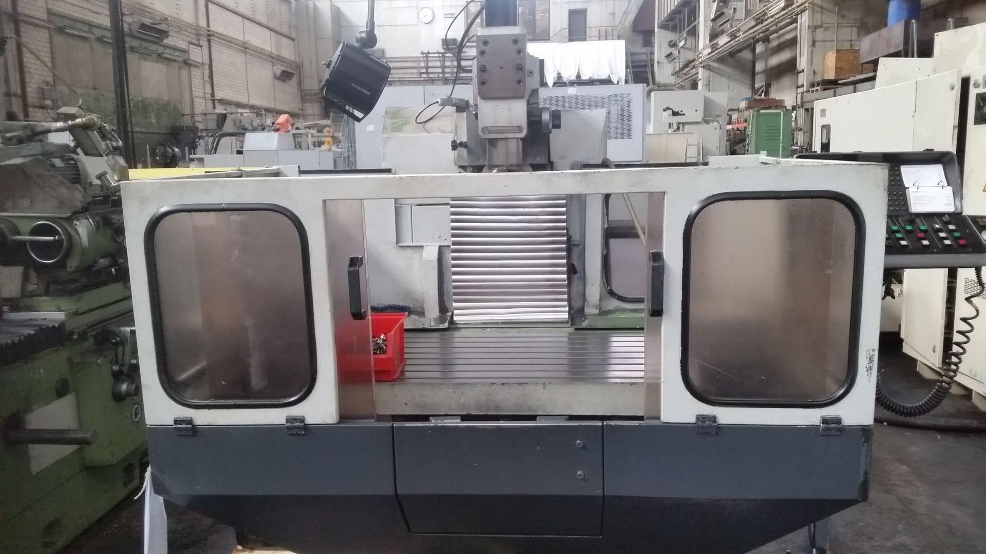 DECKEL FP 4 A CNC Werkzeugfräsmaschine