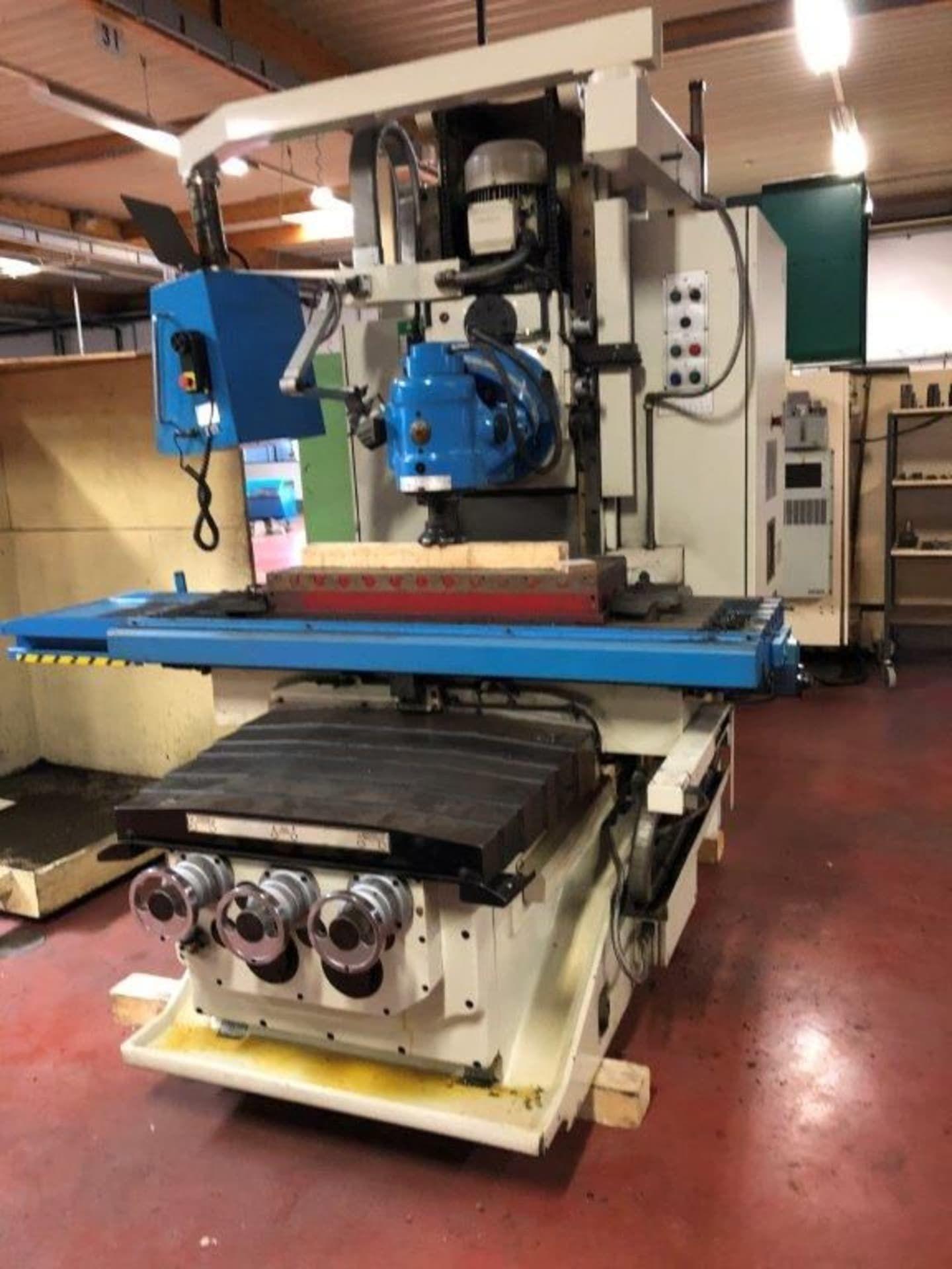 KIHEUNG Point U3 CNC-Konsolfräsmaschine