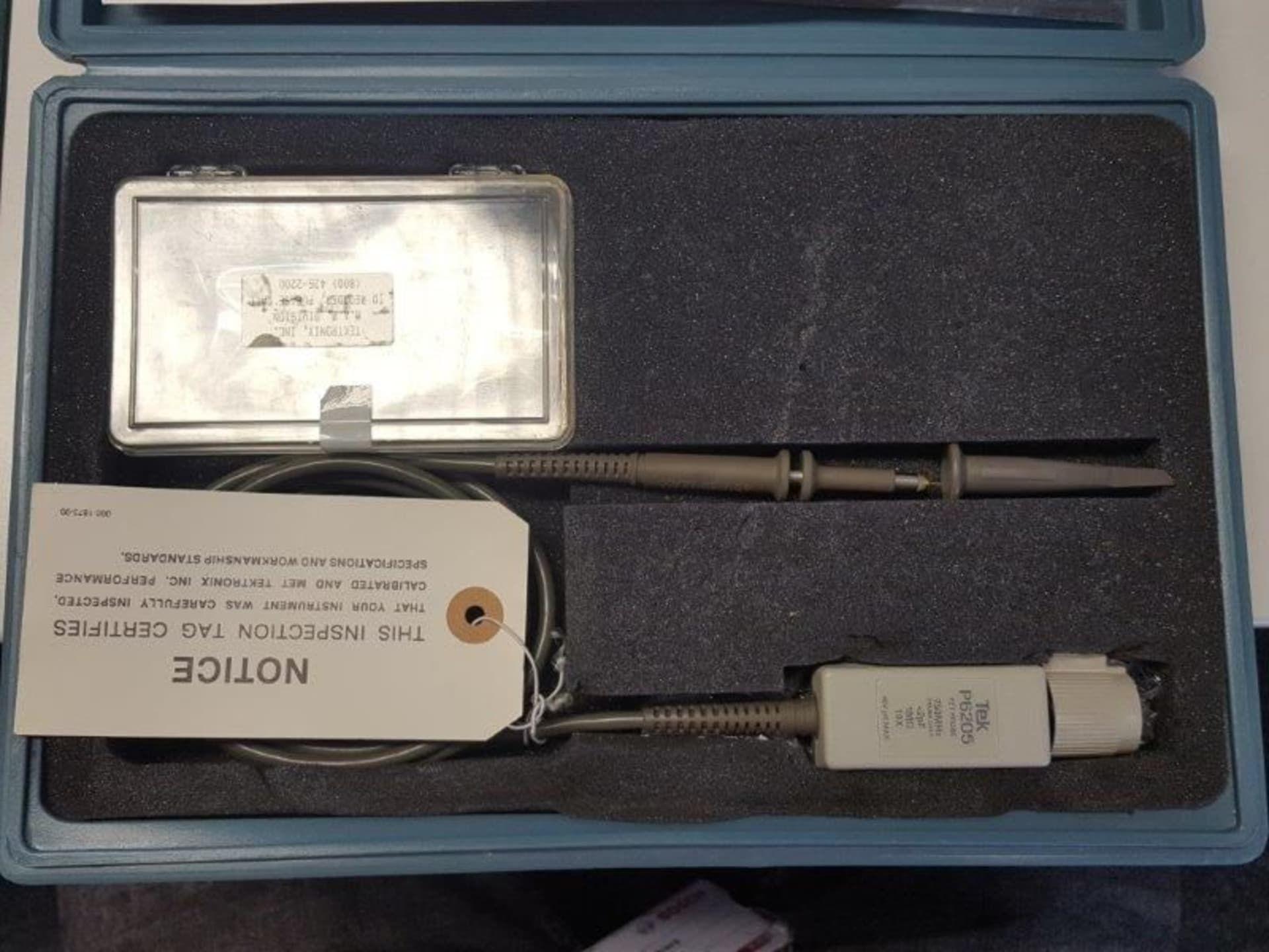 TEKTRONIX P6205 750 MHz FET Tastkopf