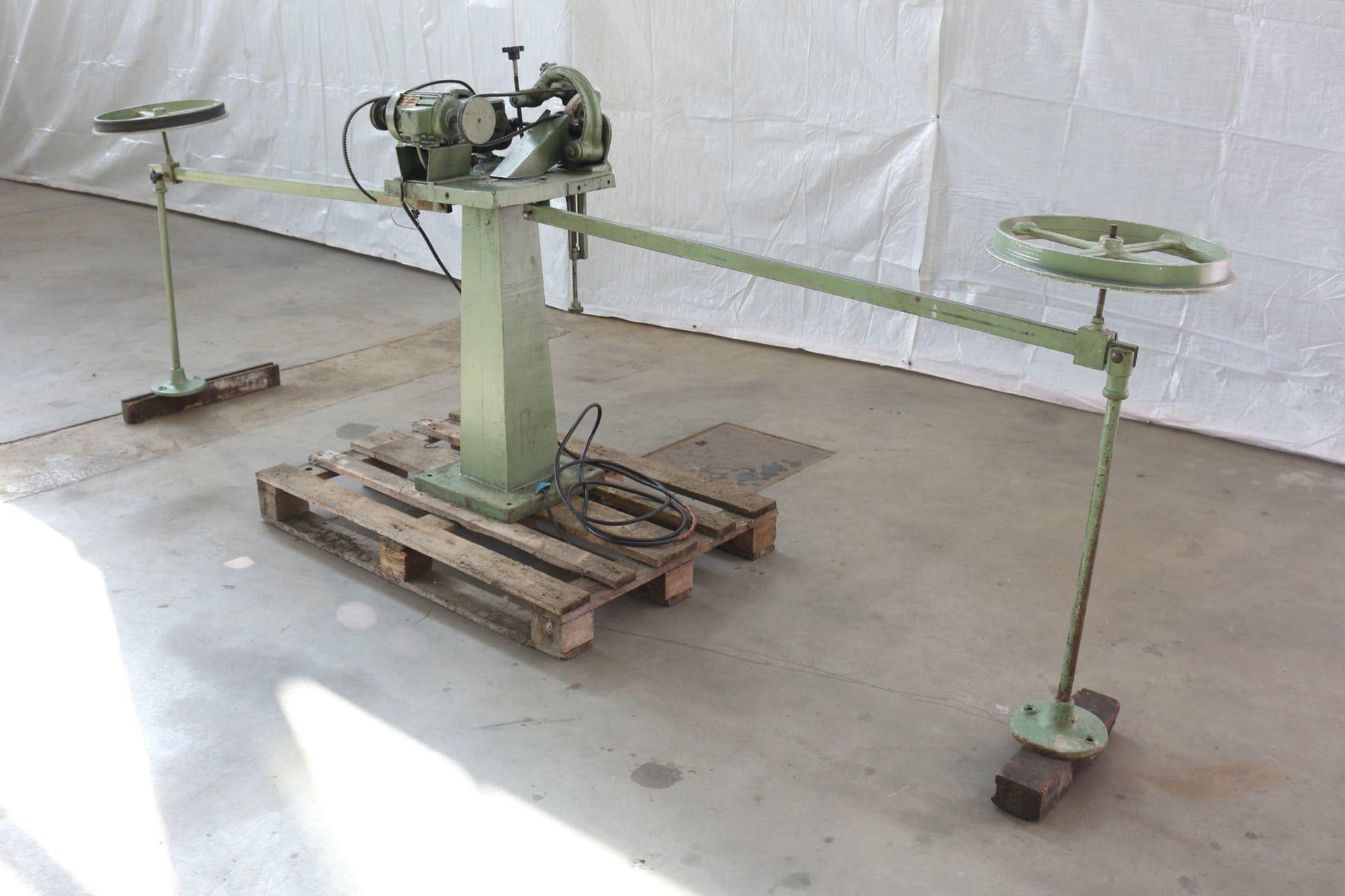 ANTUNANO N 4 E Schärfmaschine für Bandsägeblätter
