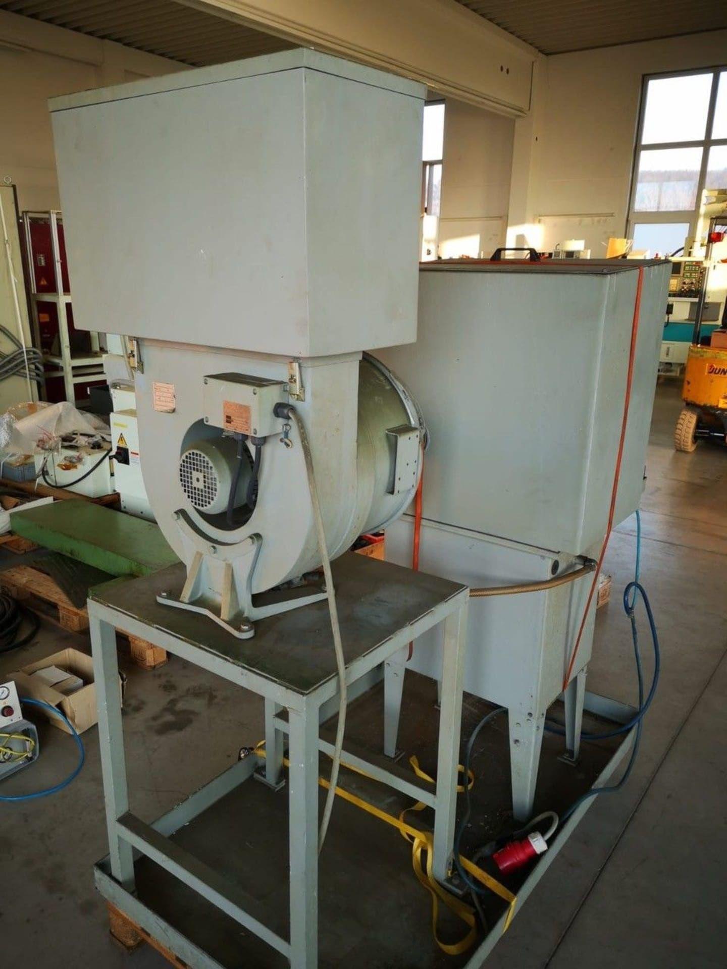 MOC K 450 GF Waschanlage