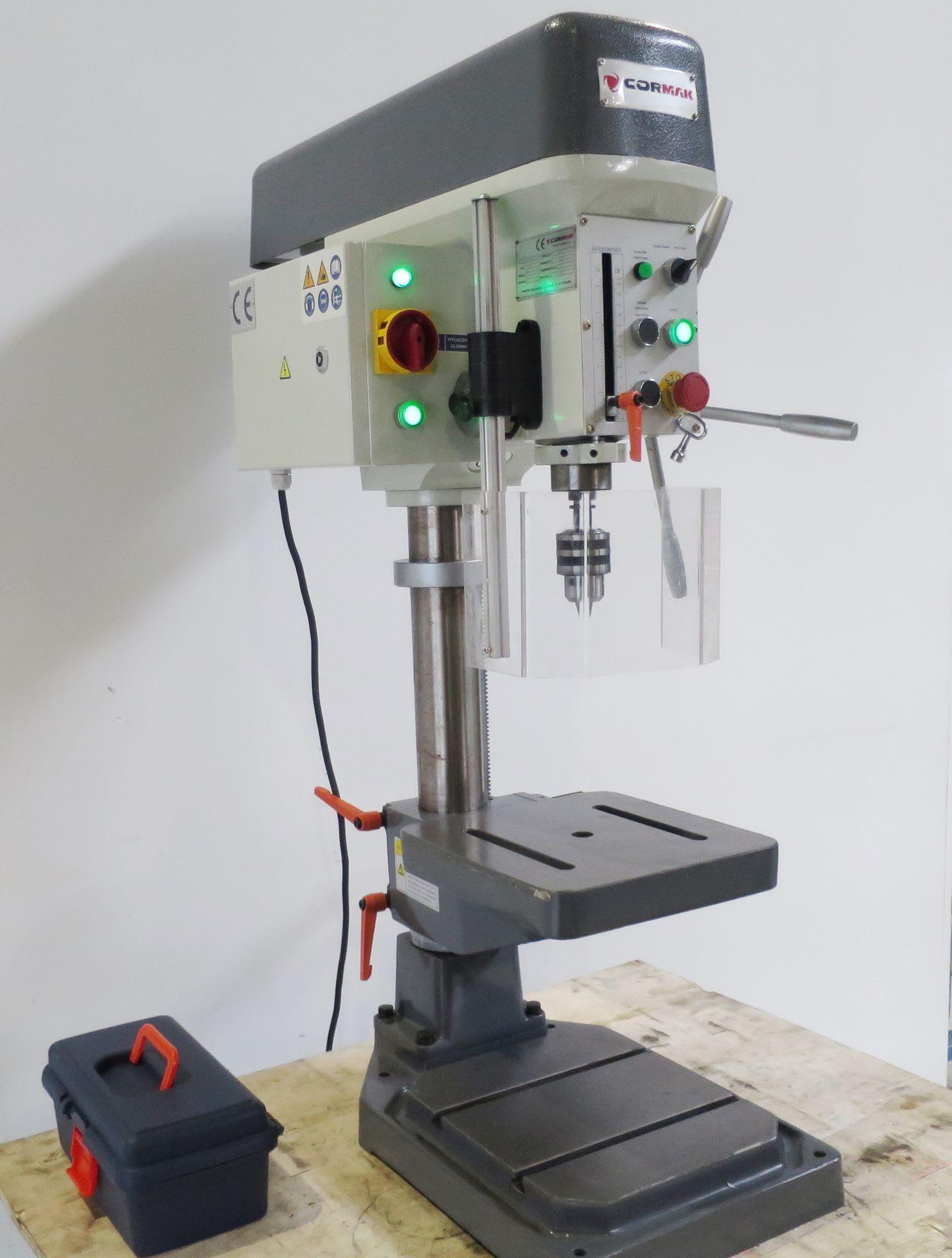 CORMAK WS 20 Tischbohrmaschine