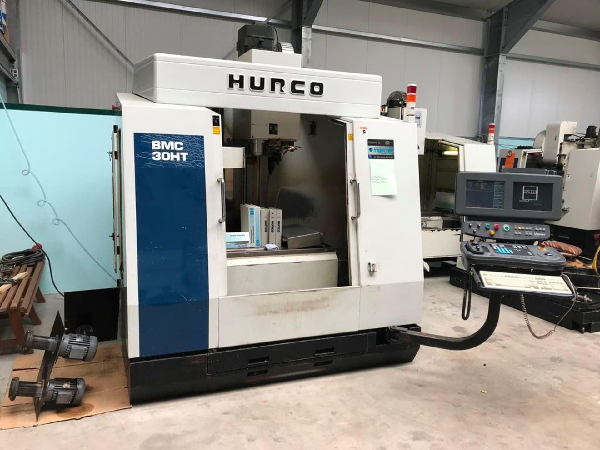 HURCO BMC 30HT Bearbeitungszentrum - Vertikal