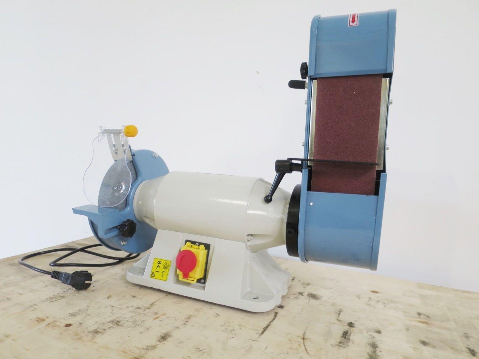 HBM HBM 200 Kombi-Schleifmaschine