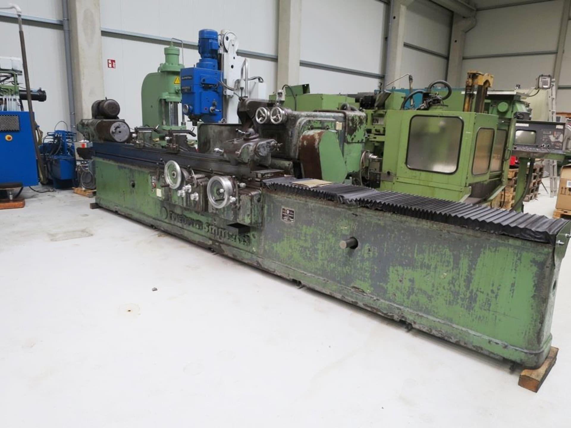 SCHMALZ RS / 2500 Rundschleifmaschine