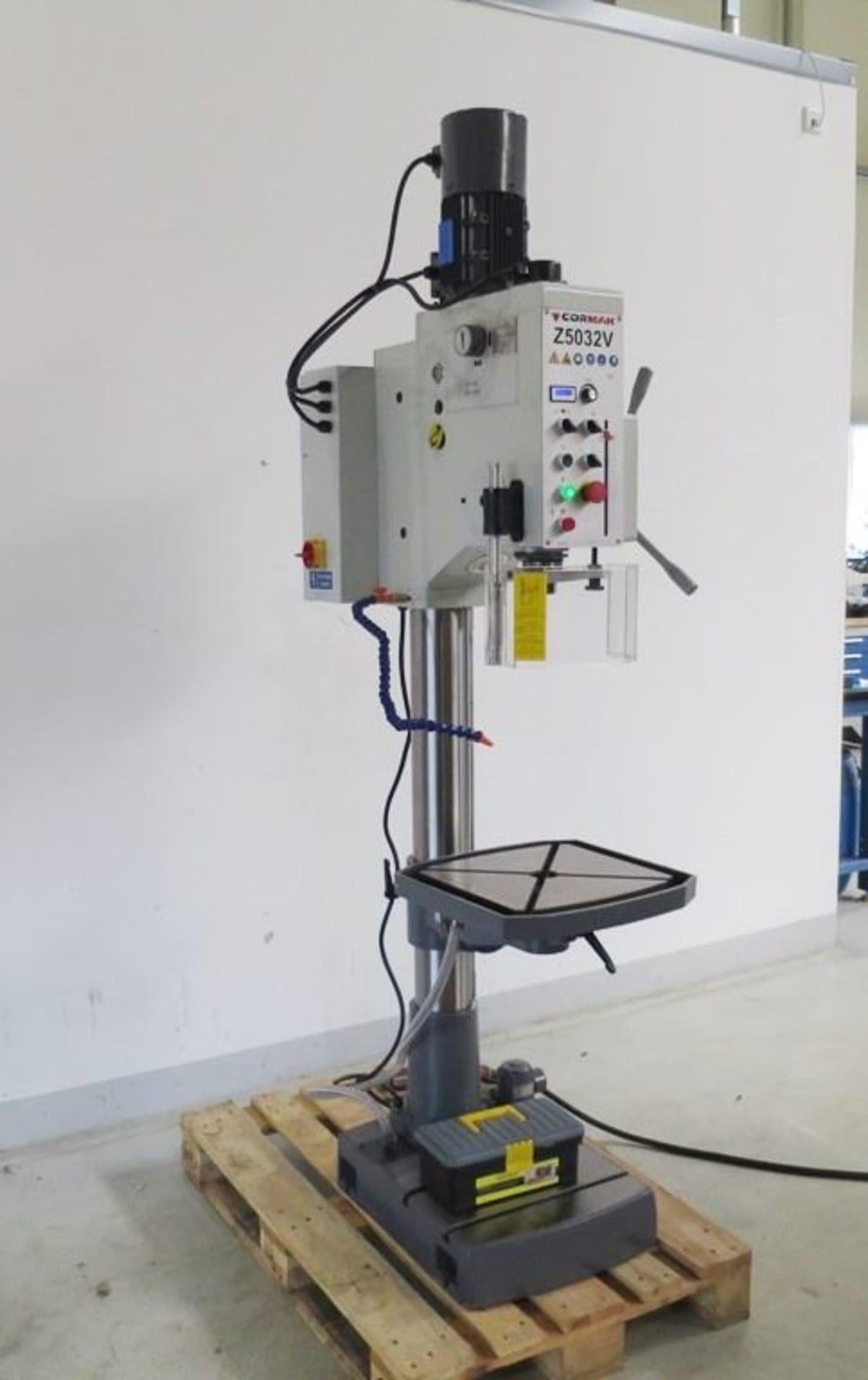 CORMAK Z 5932 V Säulenbohrmaschine