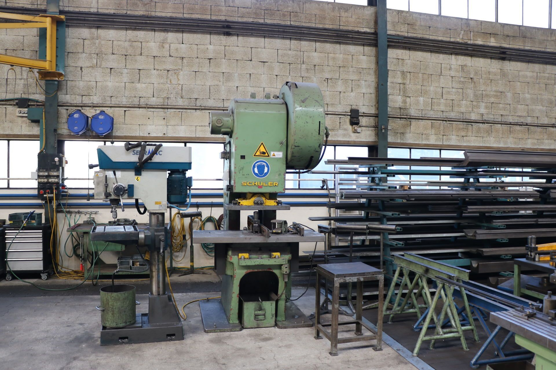 SCHULER PPD 63/250 Exzenterpresse