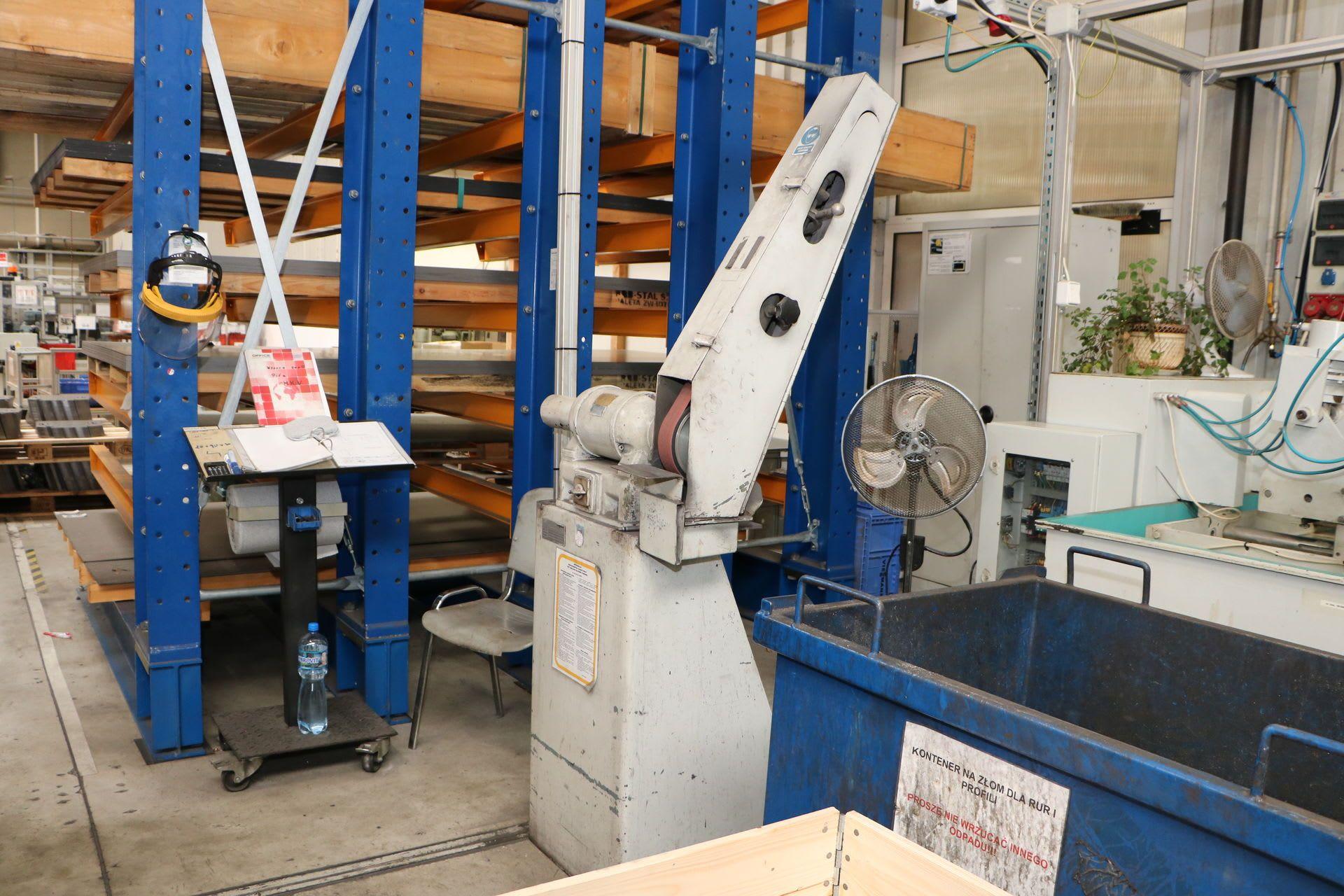 WILLY D 25-K-2 Schleifmaschine