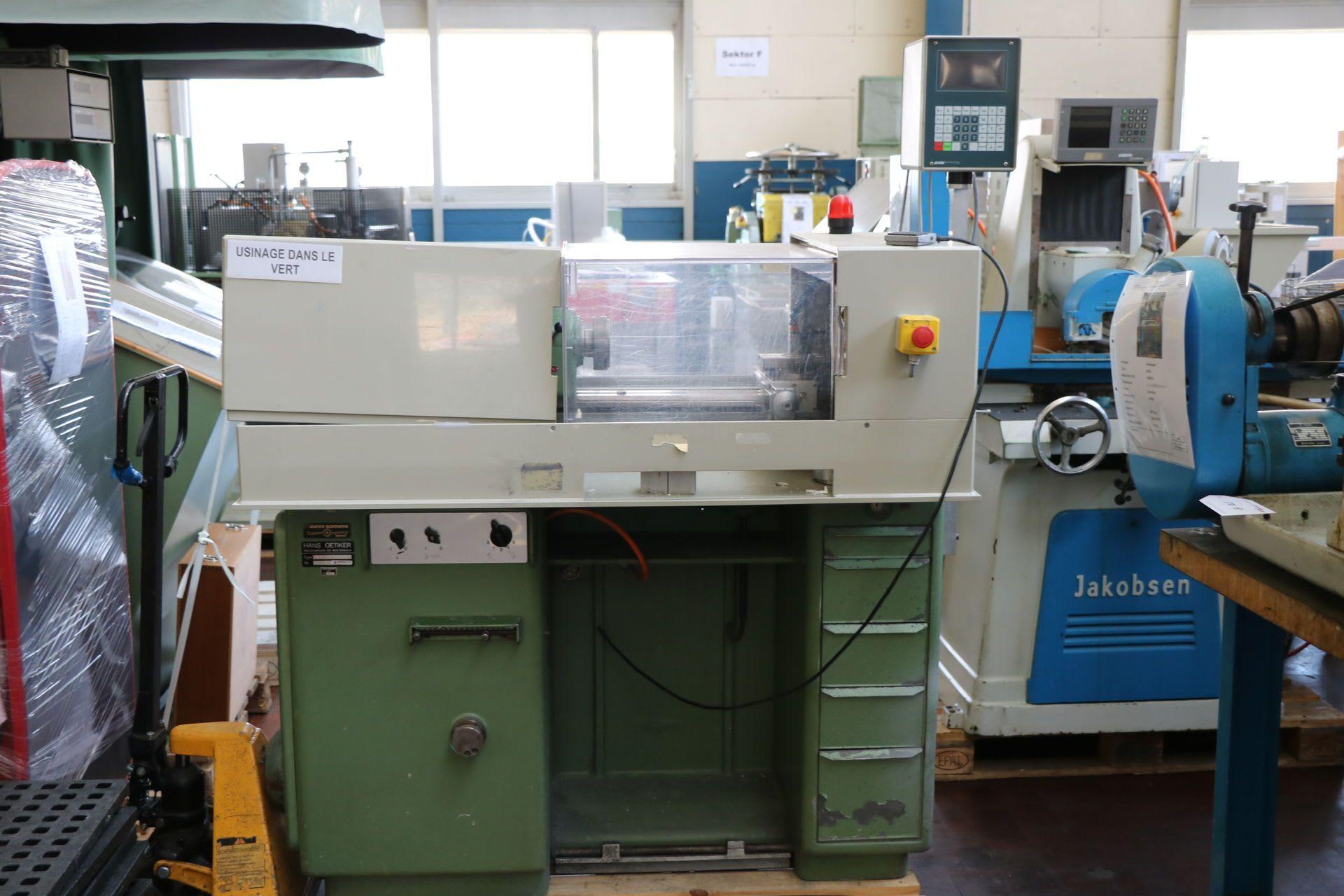 SCHAUBLIN S 102 CNC Drehmaschine